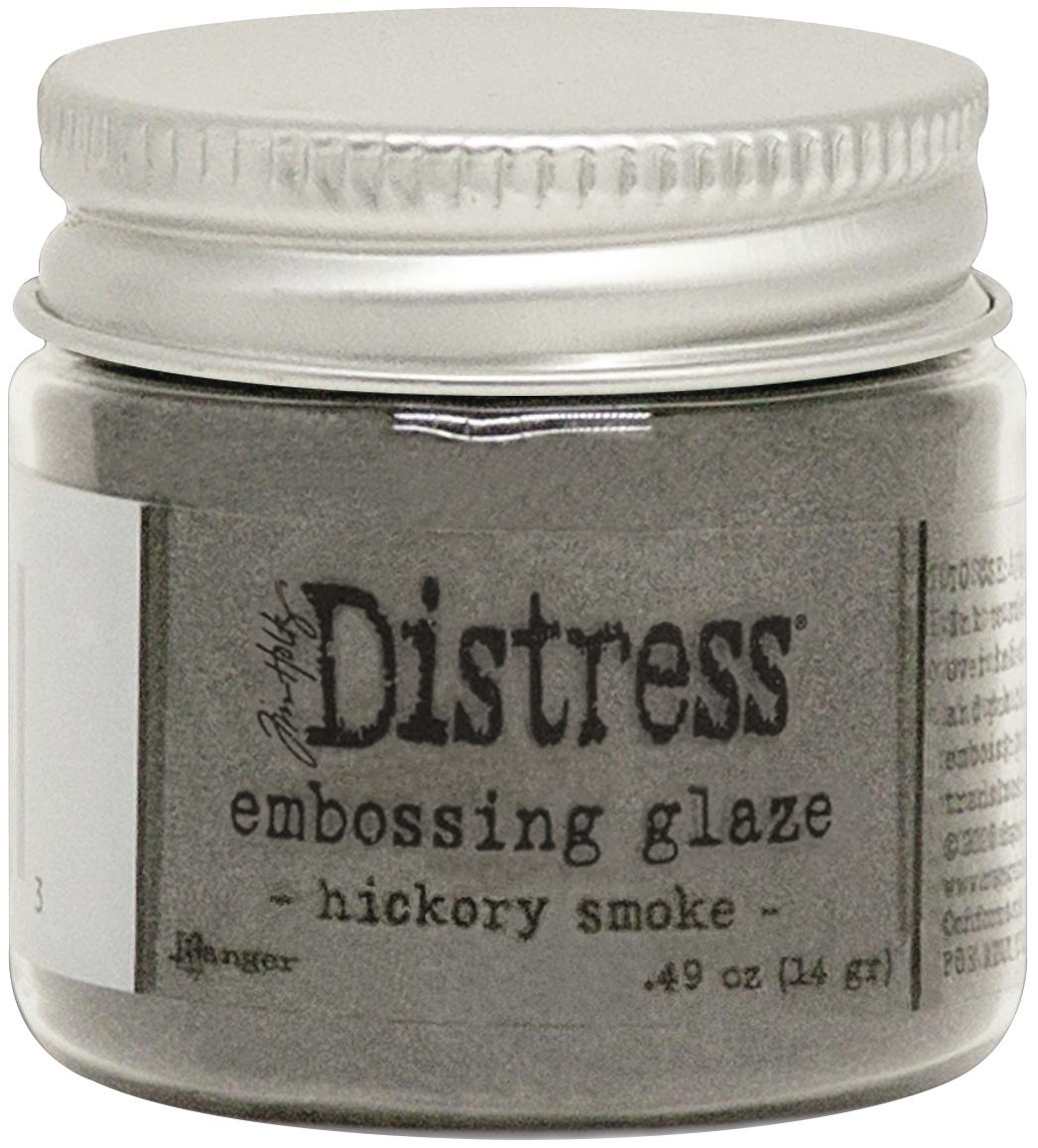 Tim Holtz Distress Embossing Glaze -Hickory Smoke