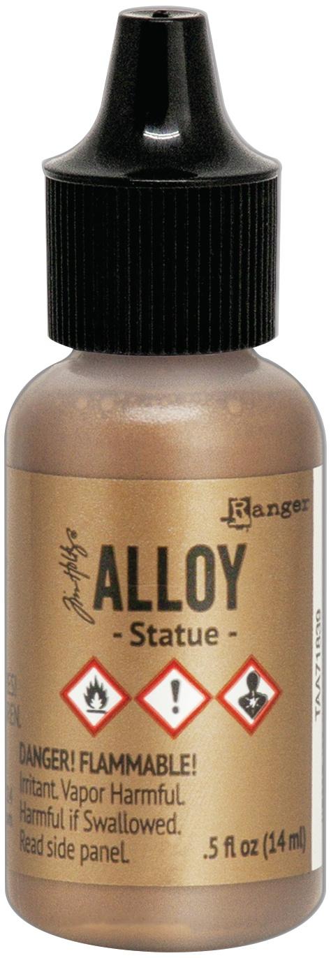 Tim Holtz Alloys-Statue