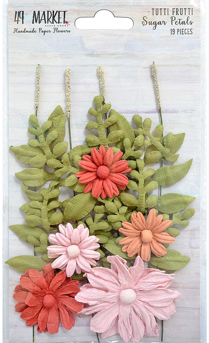 Sugar Petals Tutti Frutti Flowers