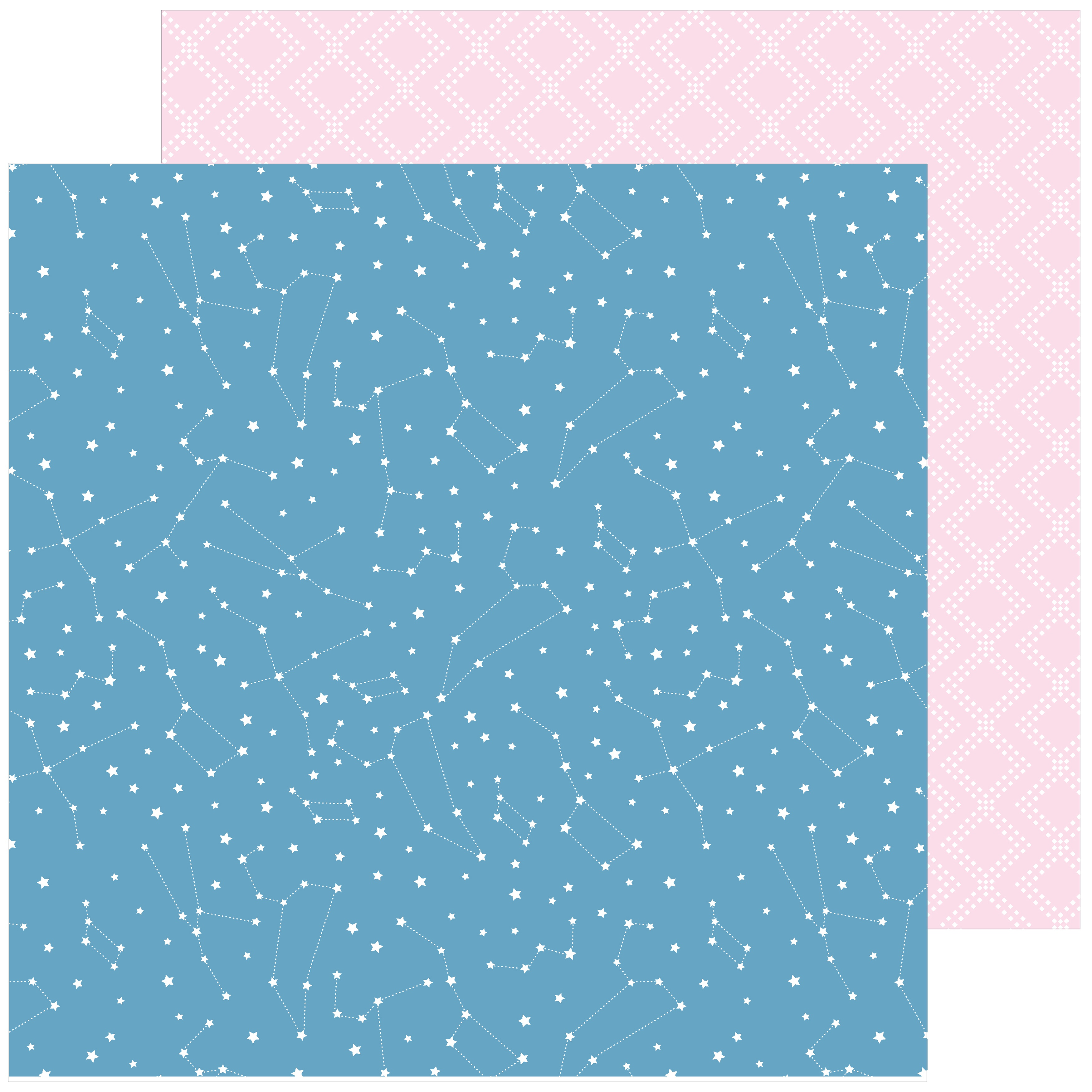 My Favorite Story Double-Sided Cardstock 12X12-Beauty Of Simplicity