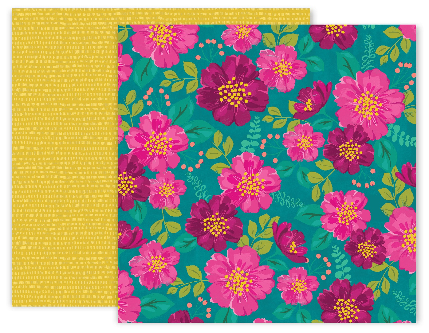 And Many More Double-Sided Cardstock 12X12-#3