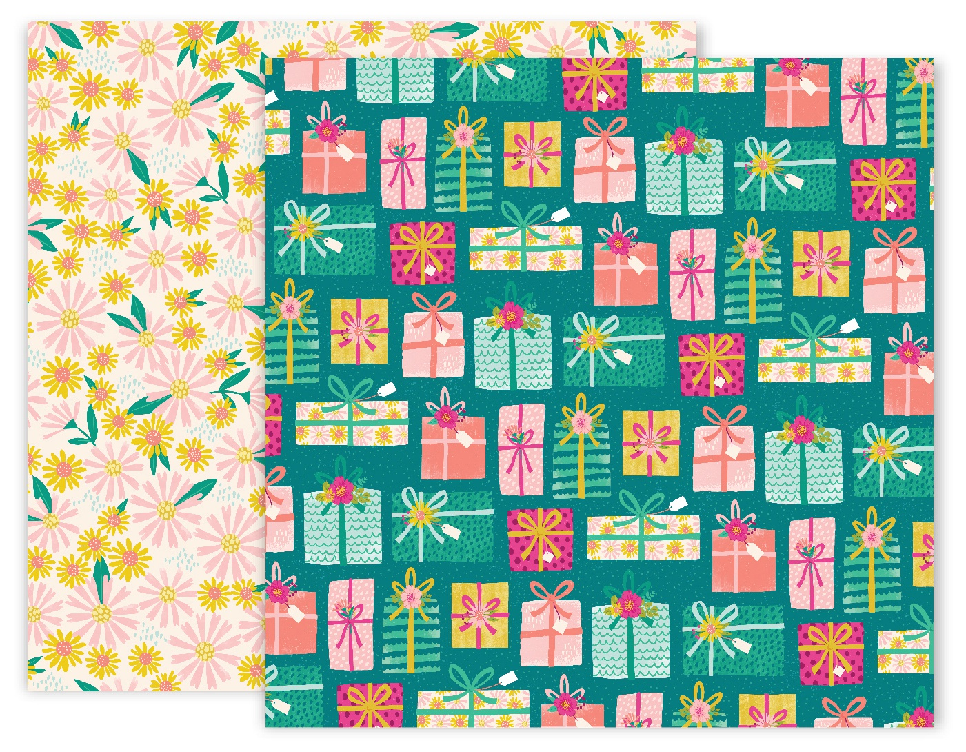 And Many More Double-Sided Cardstock 12X12-#10