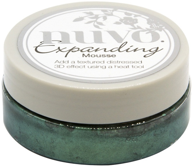 Nuvo Expanding Mousee-Cactus Green