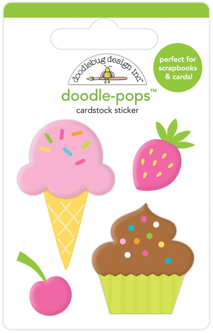 Doodle Pops - Sweet Treats