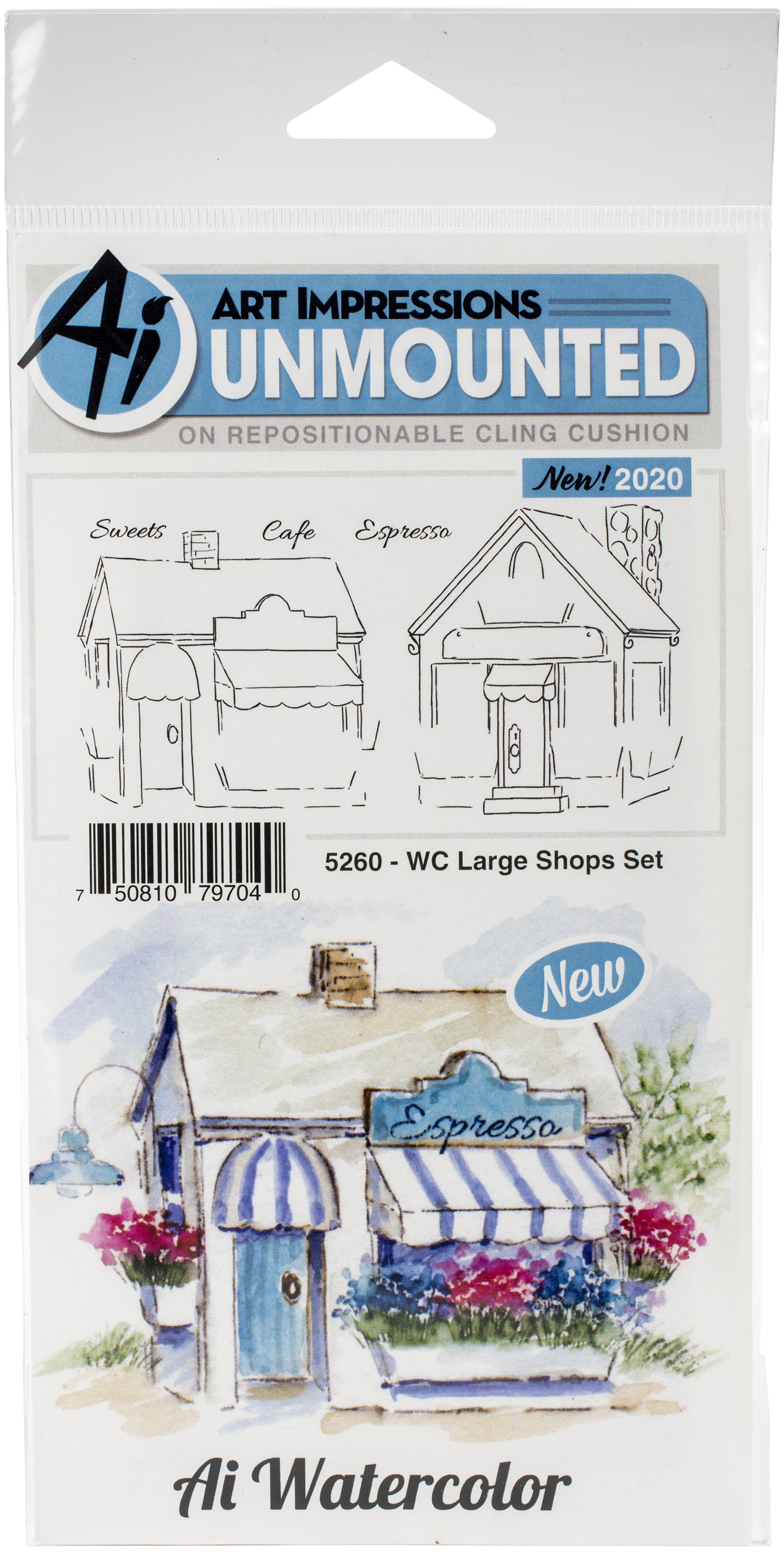 AI - WC - Large Shops