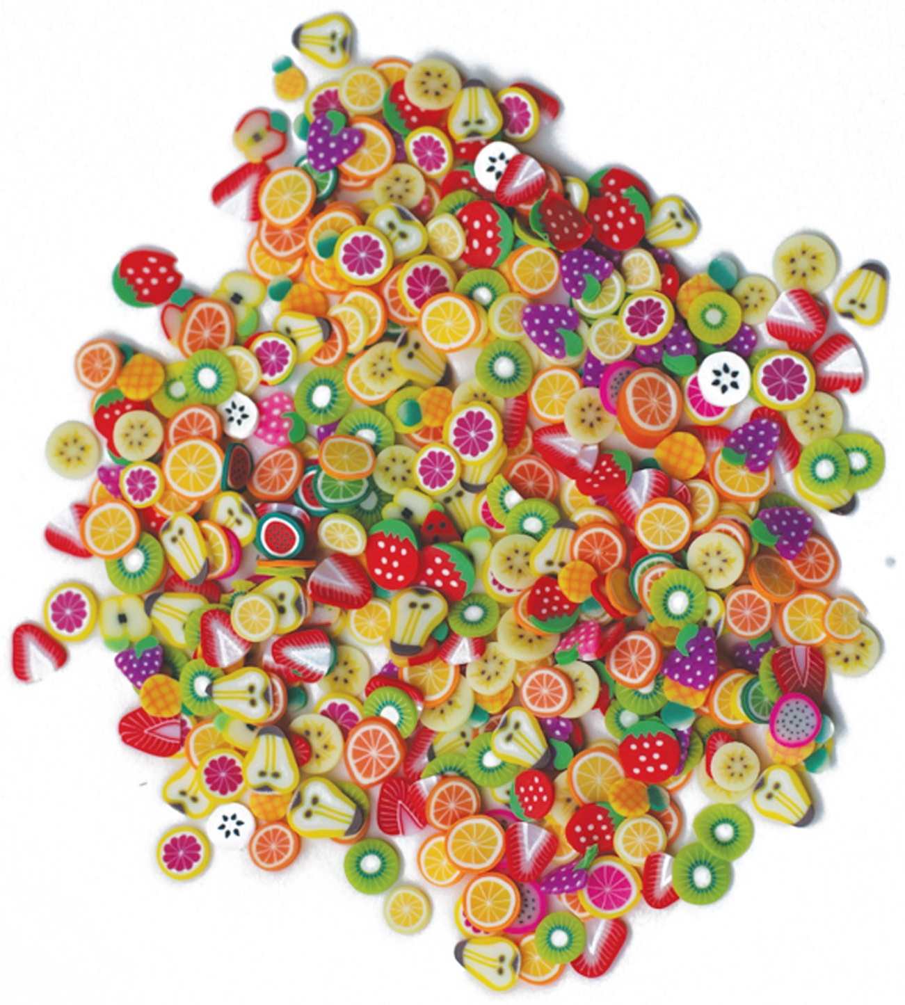 Dress My Craft Shaker Elements 8gm-Fruit Mix