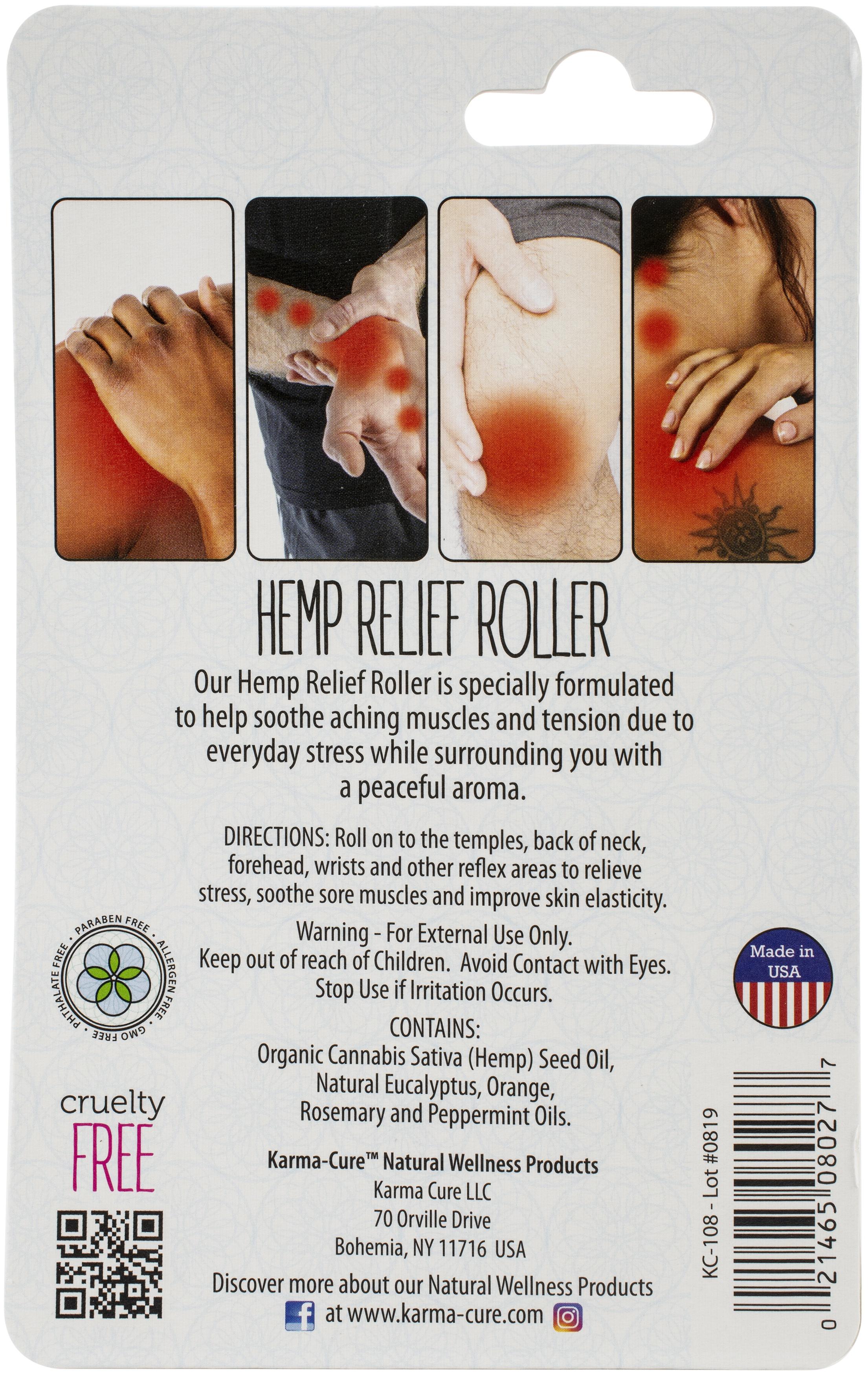 Hemp Relief OIl