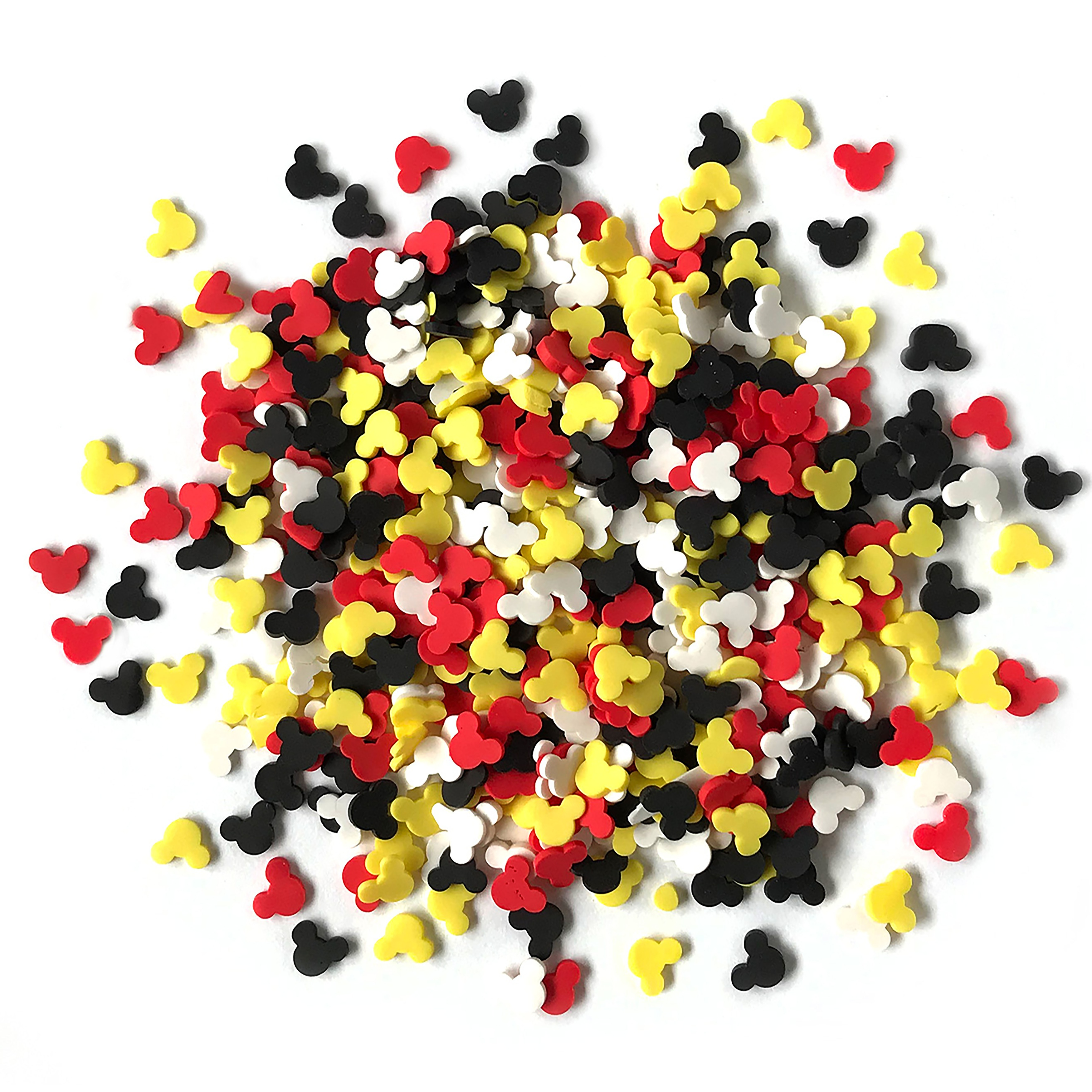 Buttons Galore Sprinkletz Embellishments 12g-Mouse Ears