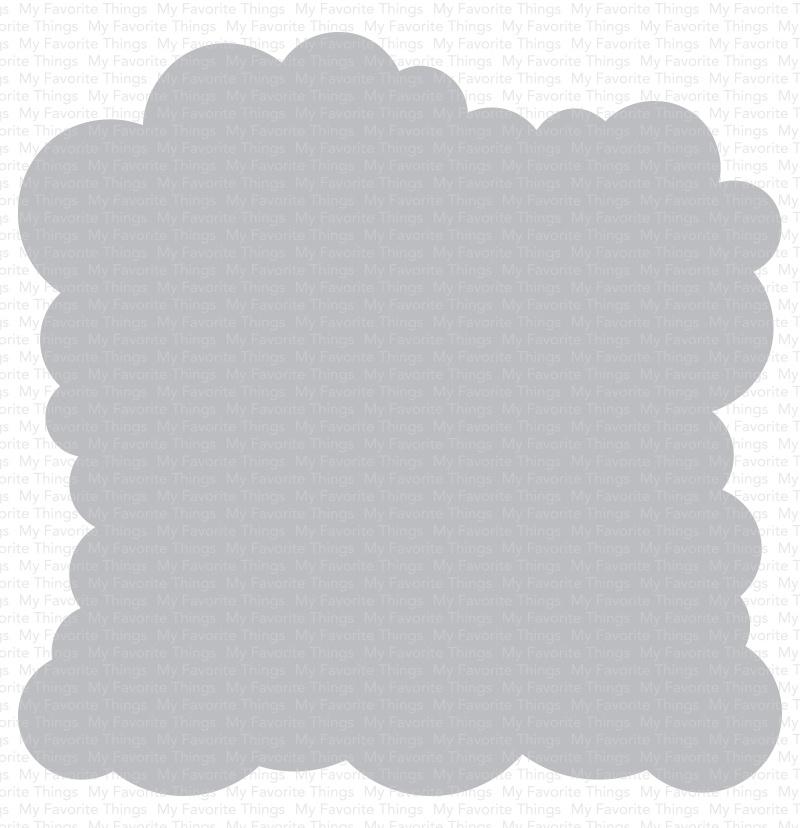 Stencil - Cloud