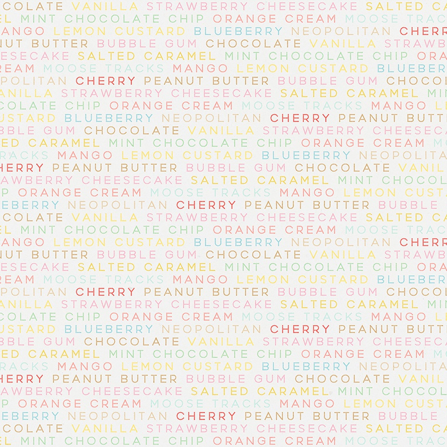 A Cherry On Top Double-Sided Cardstock 12X12-All The Yum