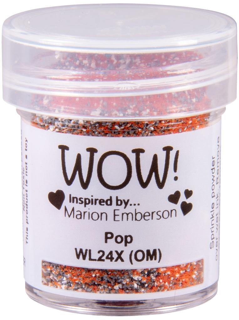 WOW! Embossing Powder 15ml-Pop