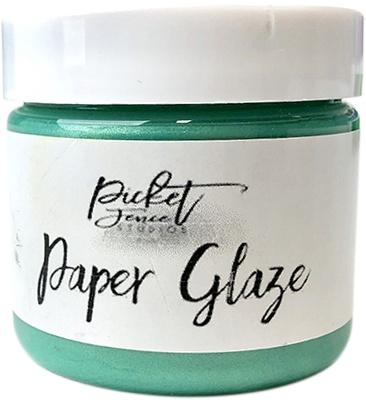 Picket Fence Paper Glaze-Succulent Green