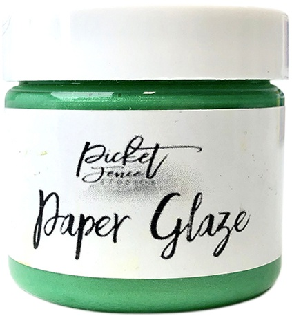 Picket Fence Paper Glaze CLICK HERE TO SEE MORE