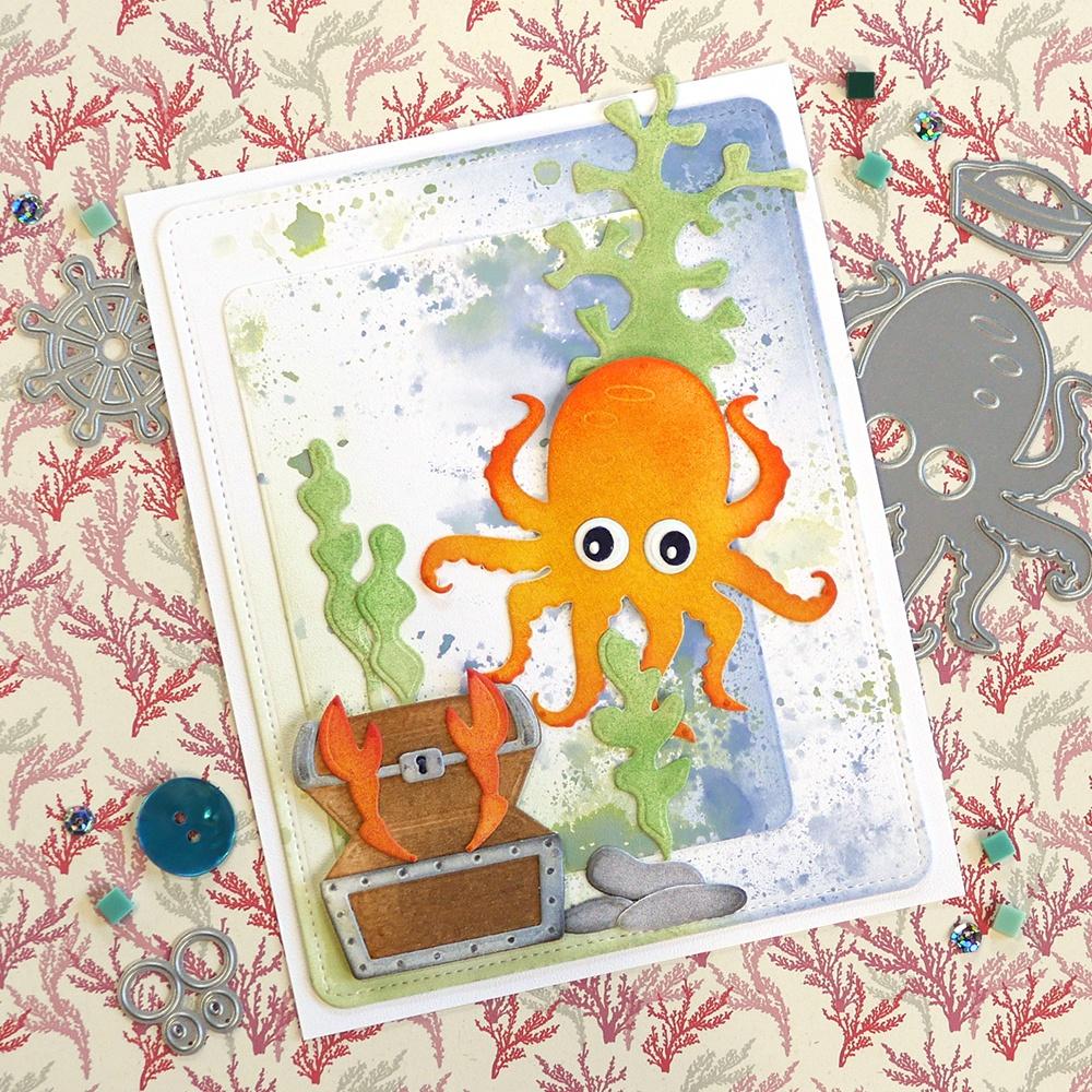 Octopus Die