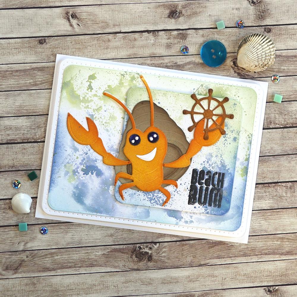 Sand Crab Die