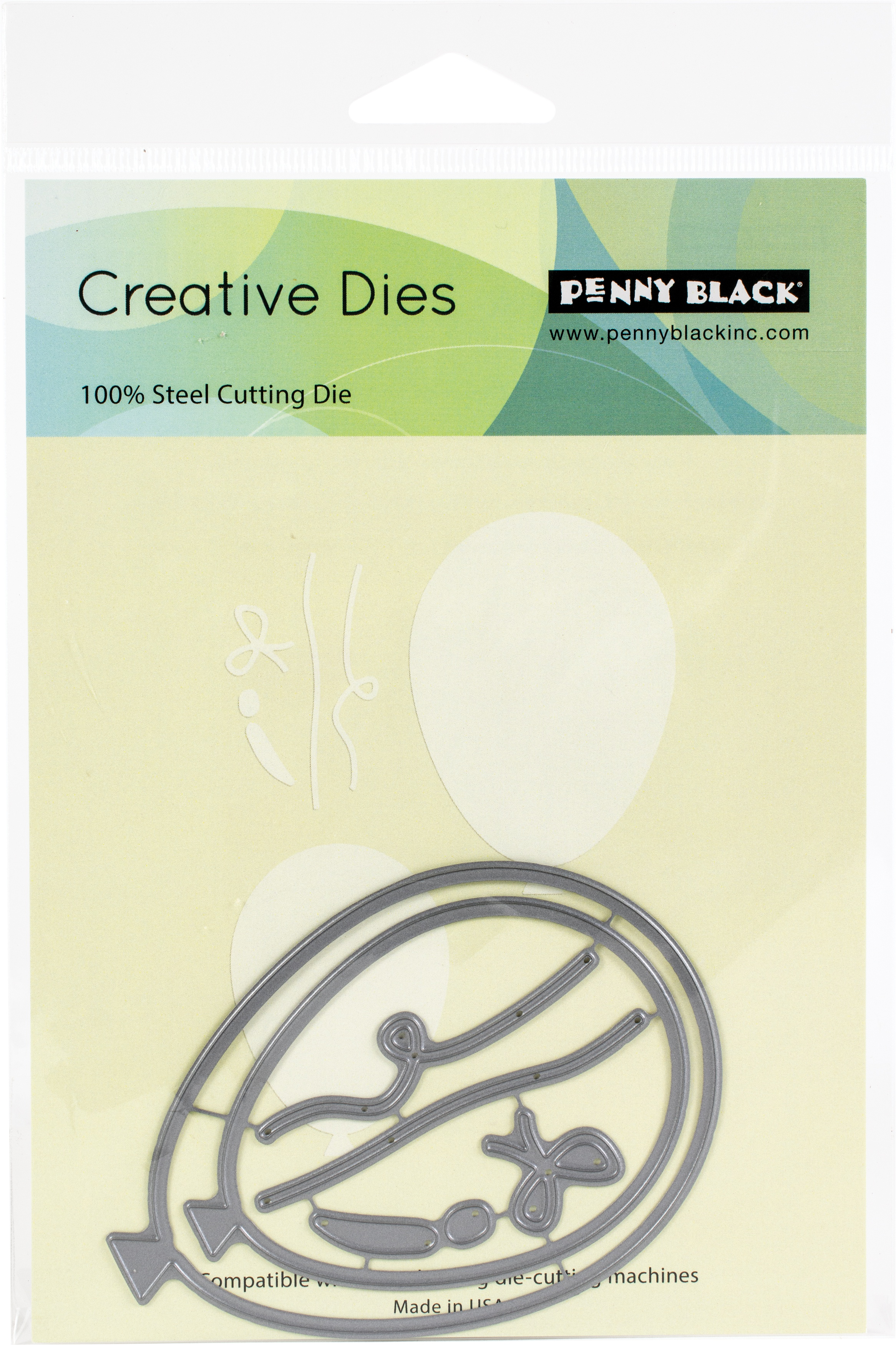 Penny Black Creative Dies-Balloons