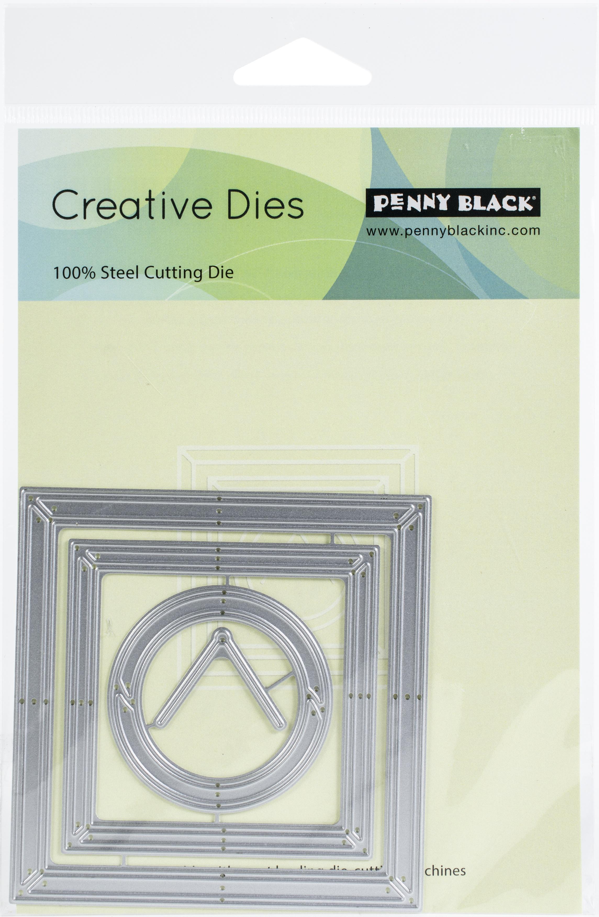 Penny Black Creative Dies-Framed
