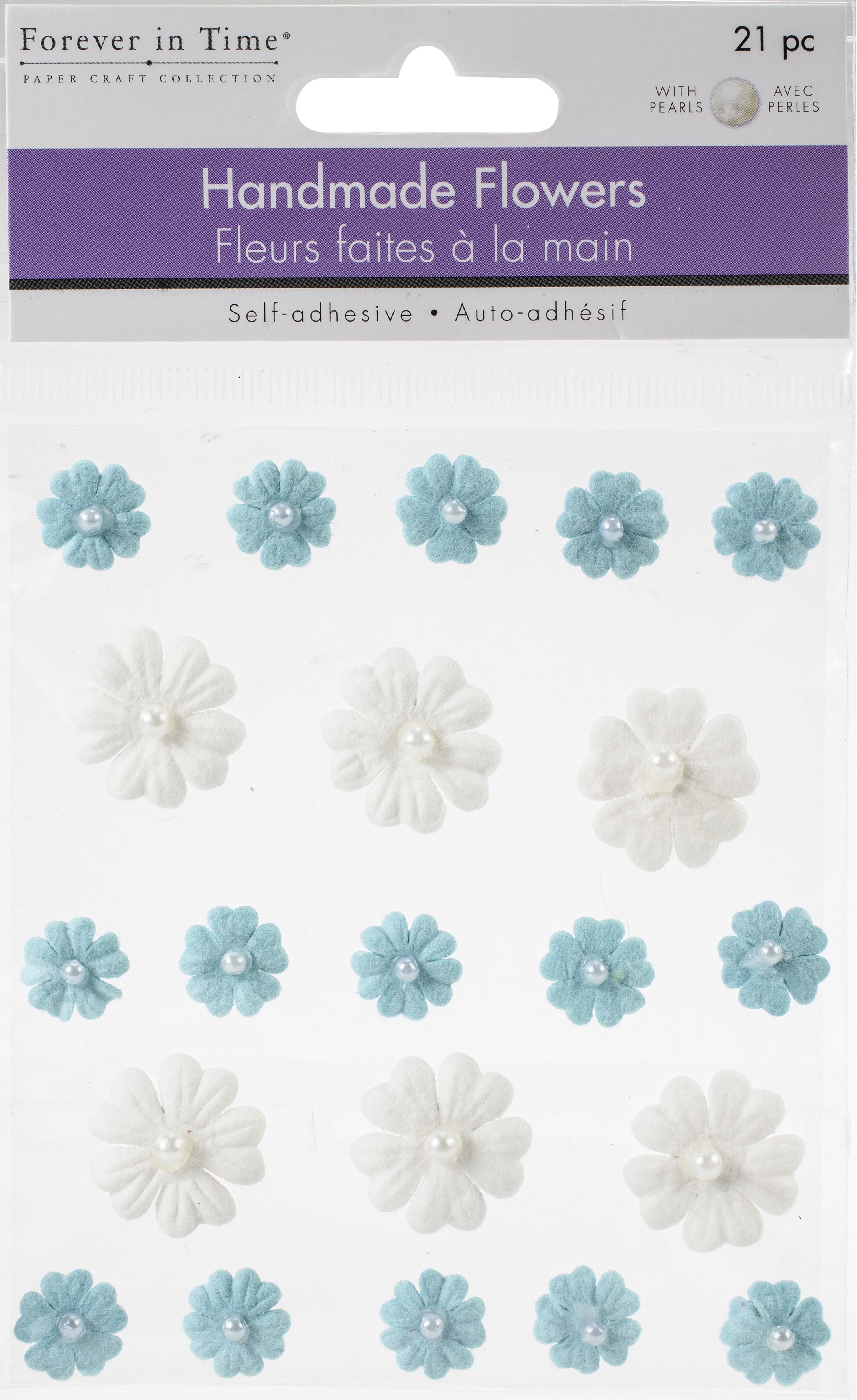 Handmade Paper Flowers Sky