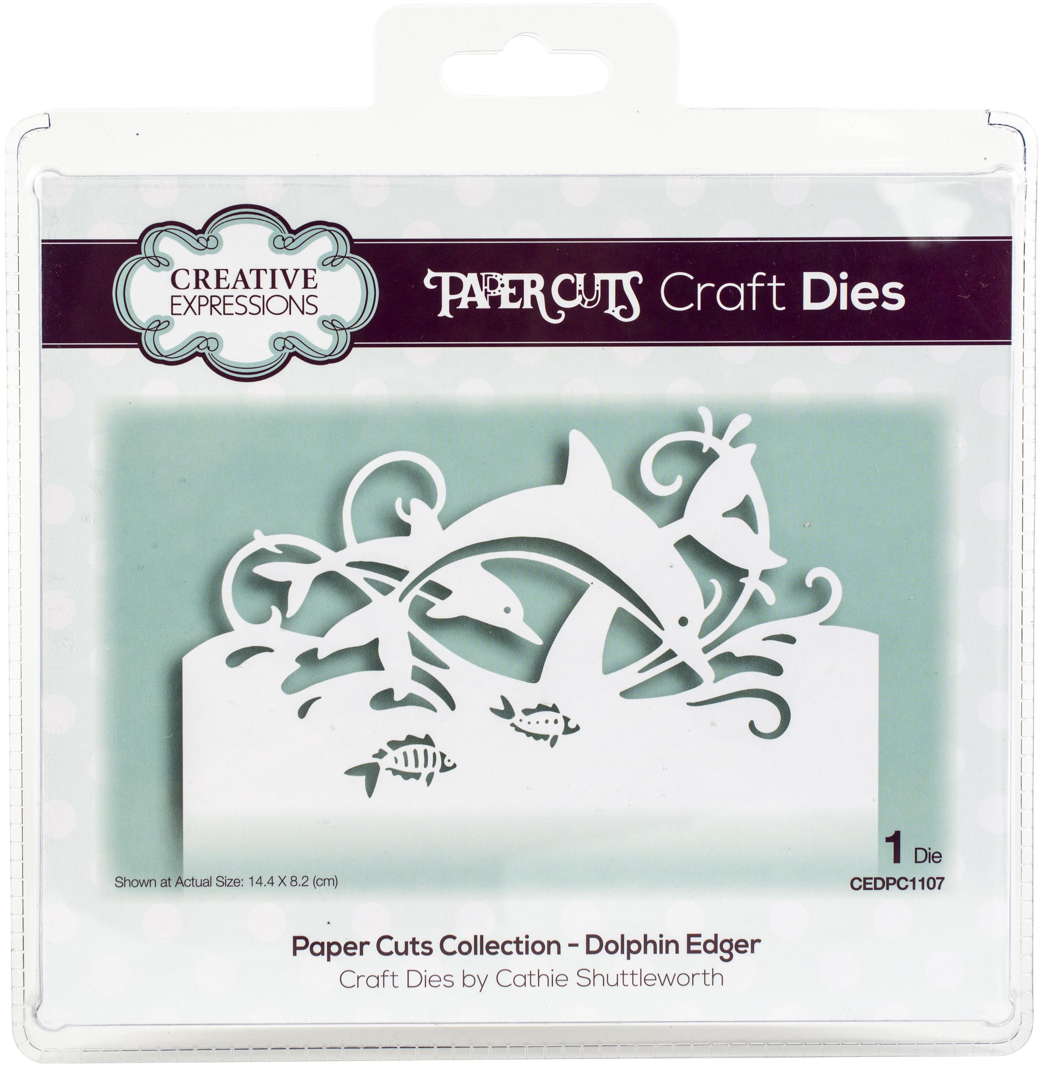 Dolphin Edger Die