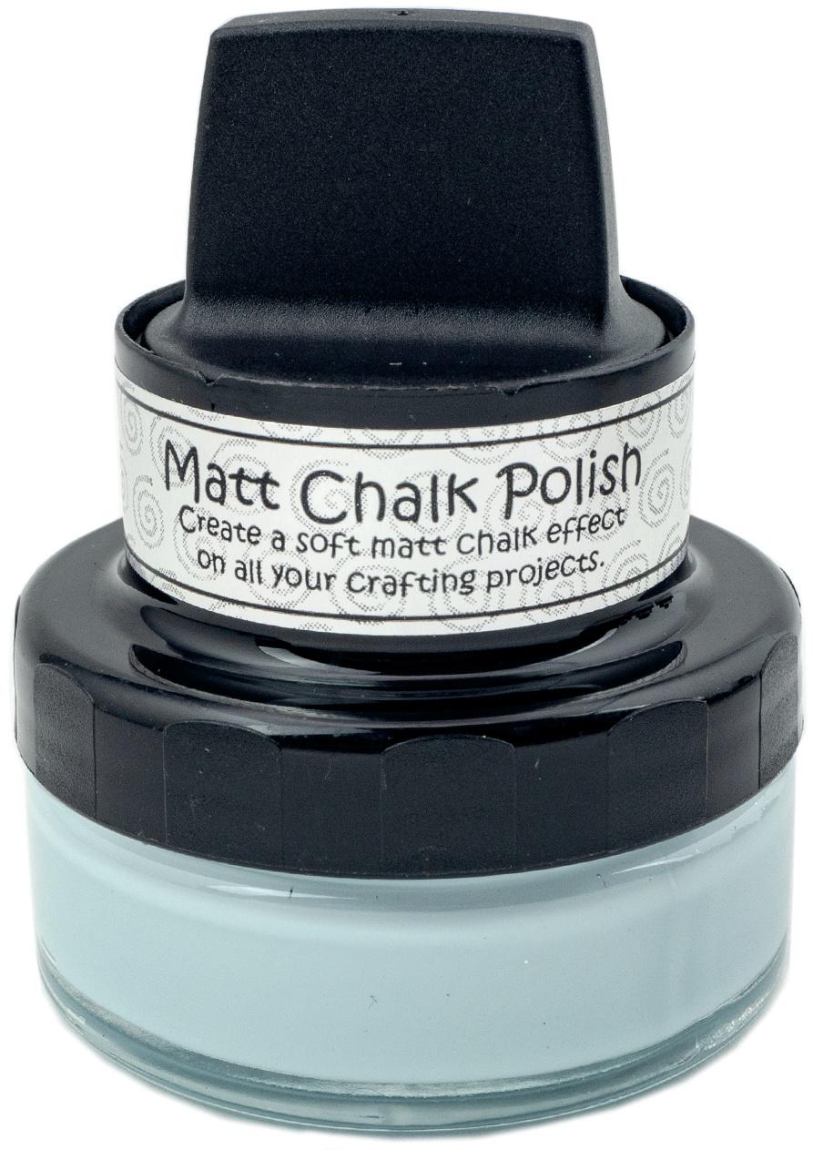 Cosmic Shimmer Matt Chalk Polish 50ml-Sky Blue