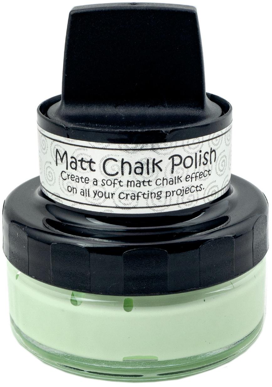 Cosmic Shimmer Matt Chalk Polish 50ml-Honeydew
