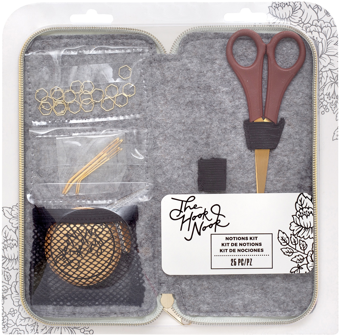 The Hook Nook Notions Kit-