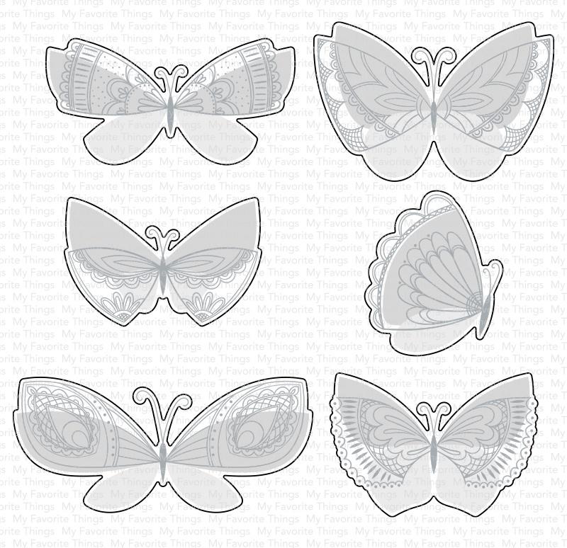 Brilliant Butterflies Die