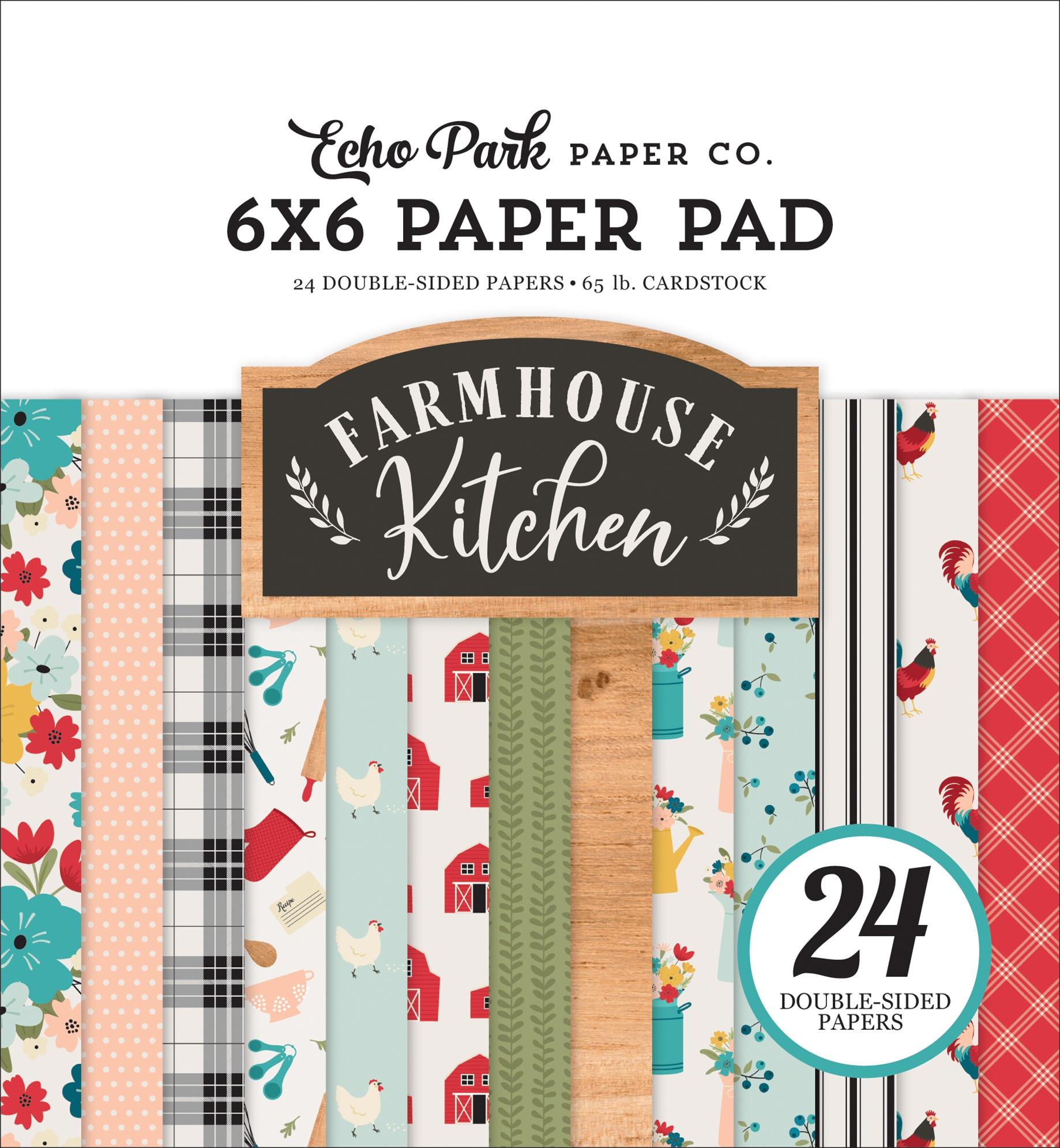 Farmhouse Kitchen 6X6 Pad