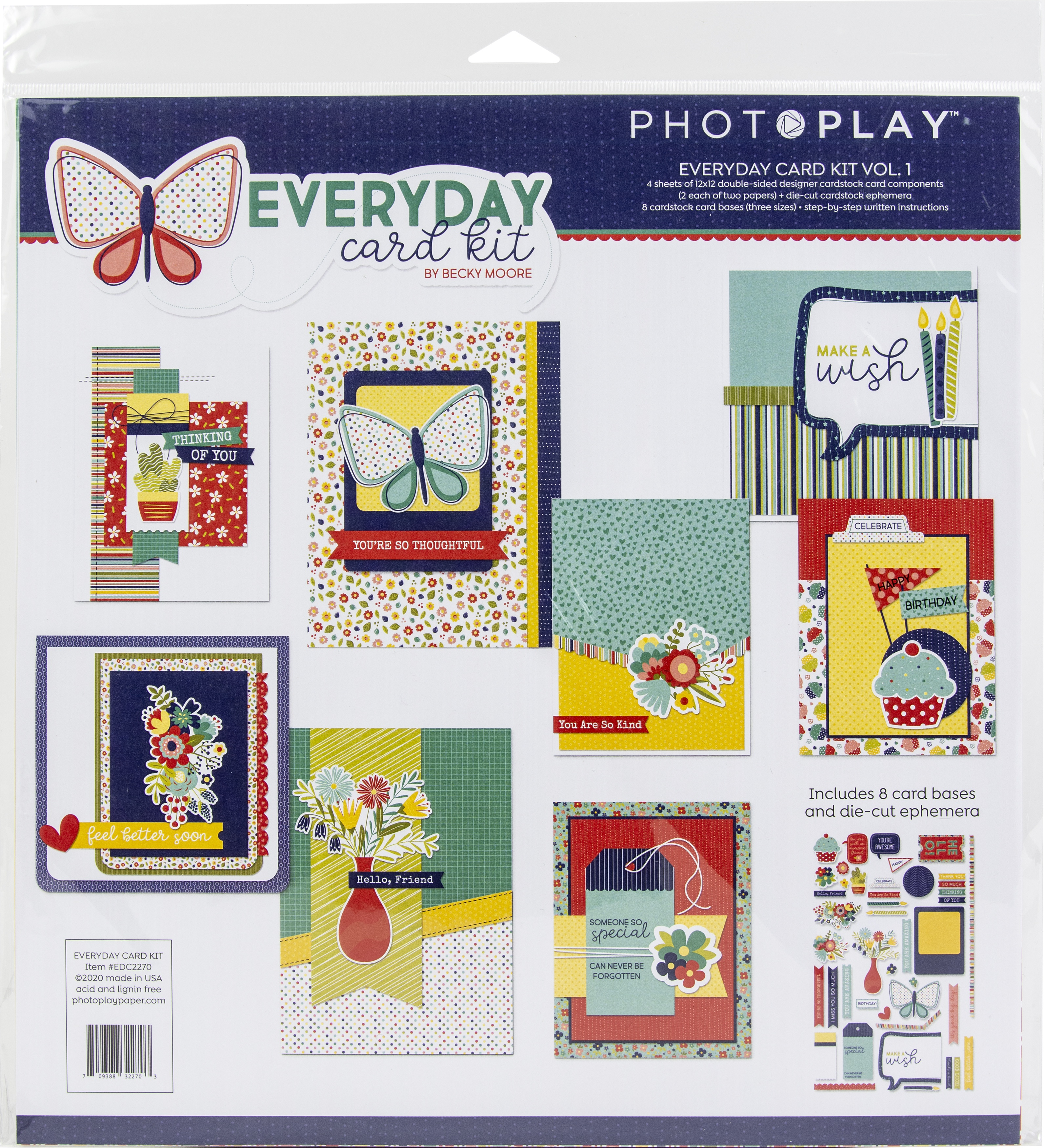 PhotoPlay Card Kit - Everyday