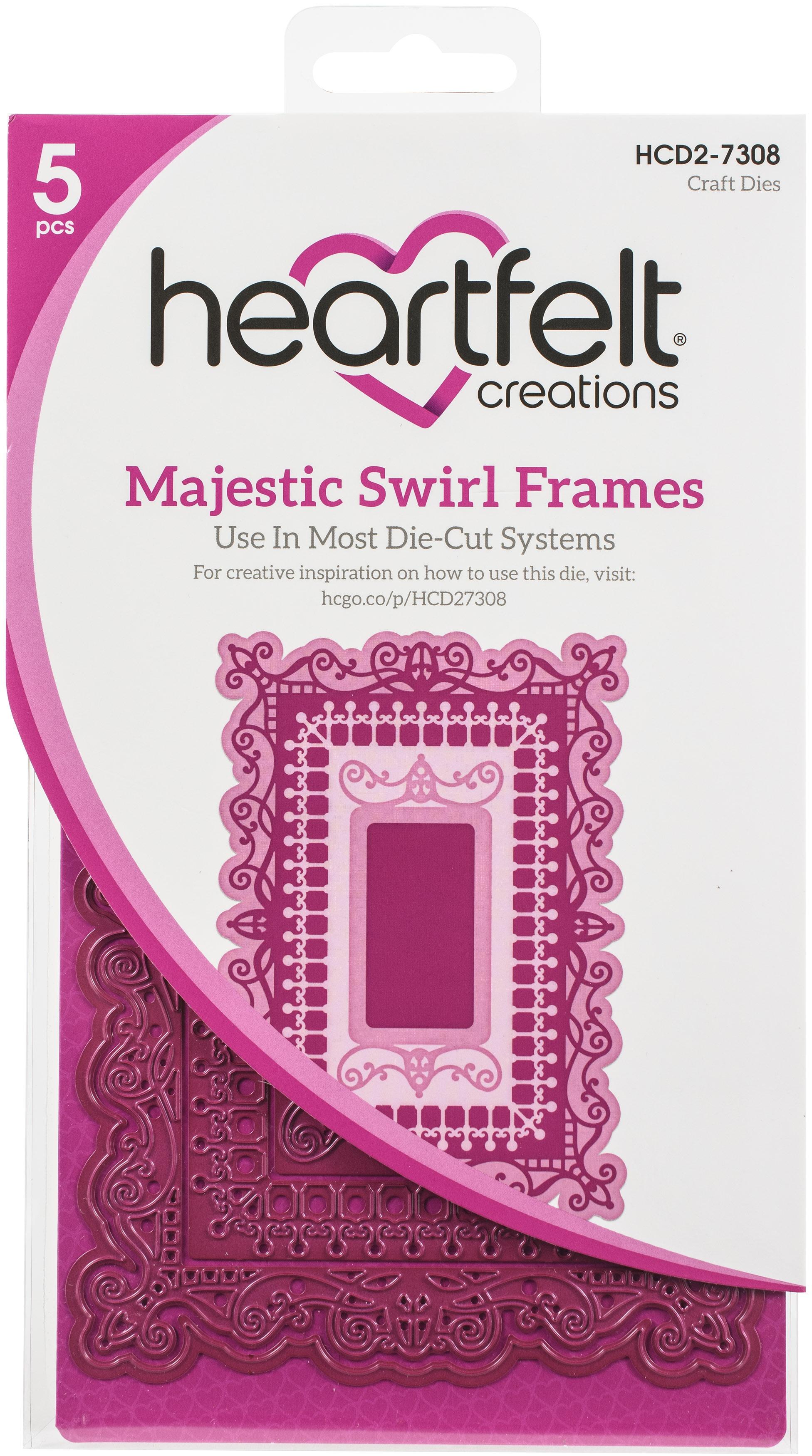 Majestic Swirl Frames