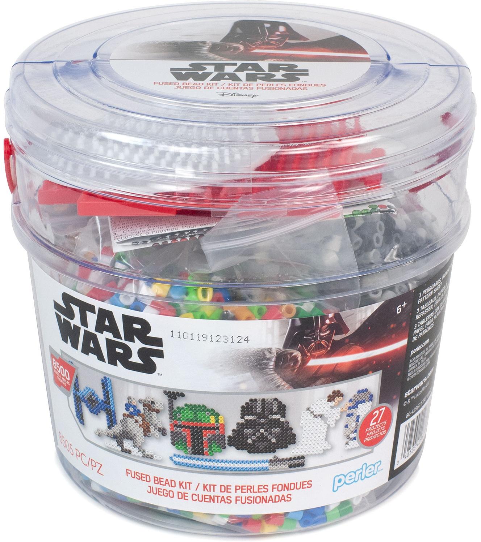 Perler Fused Bead Bucket Kit-Star Wars