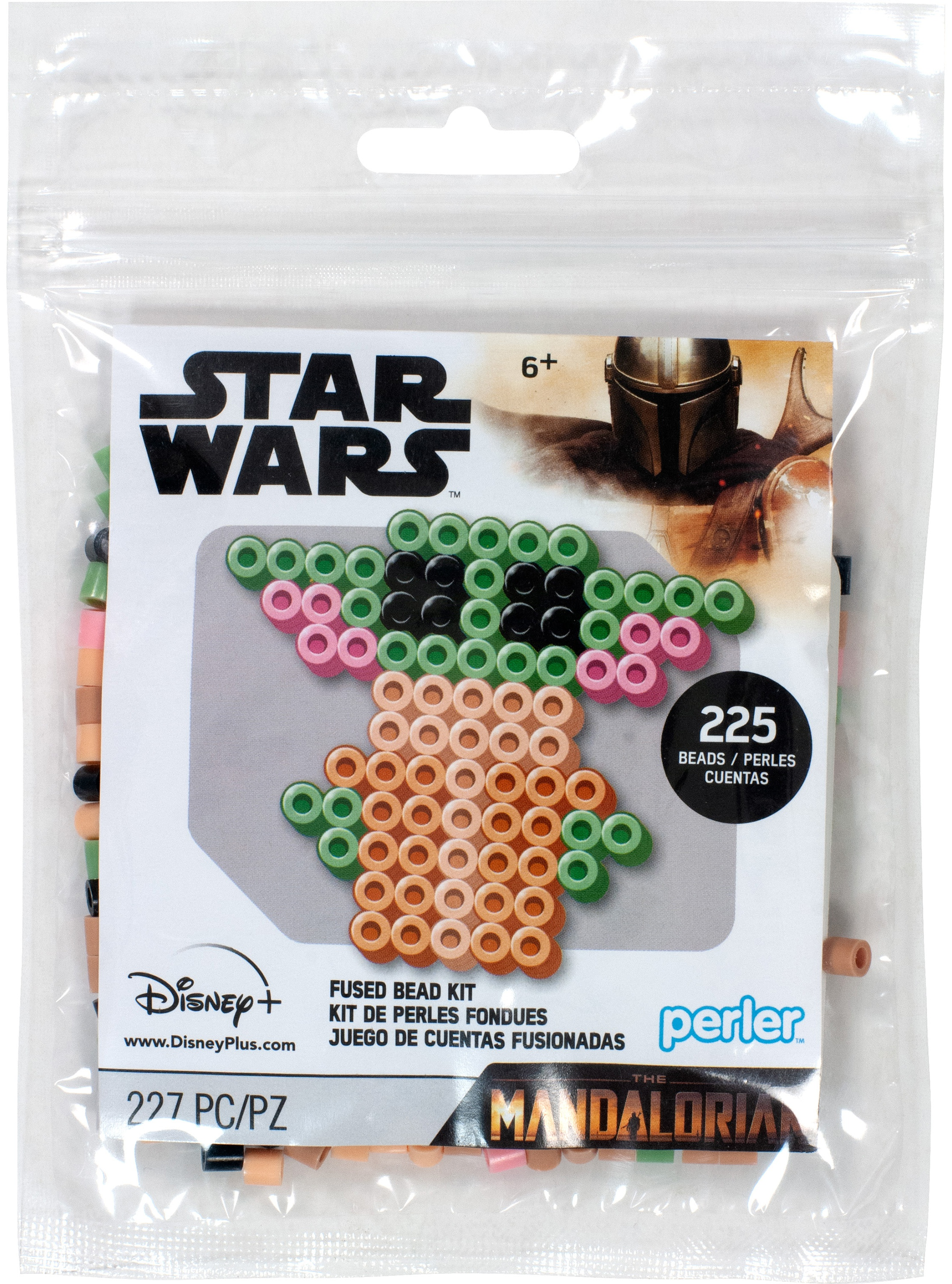 Perler Fused Bead Trial Kit-Star Wars The Child