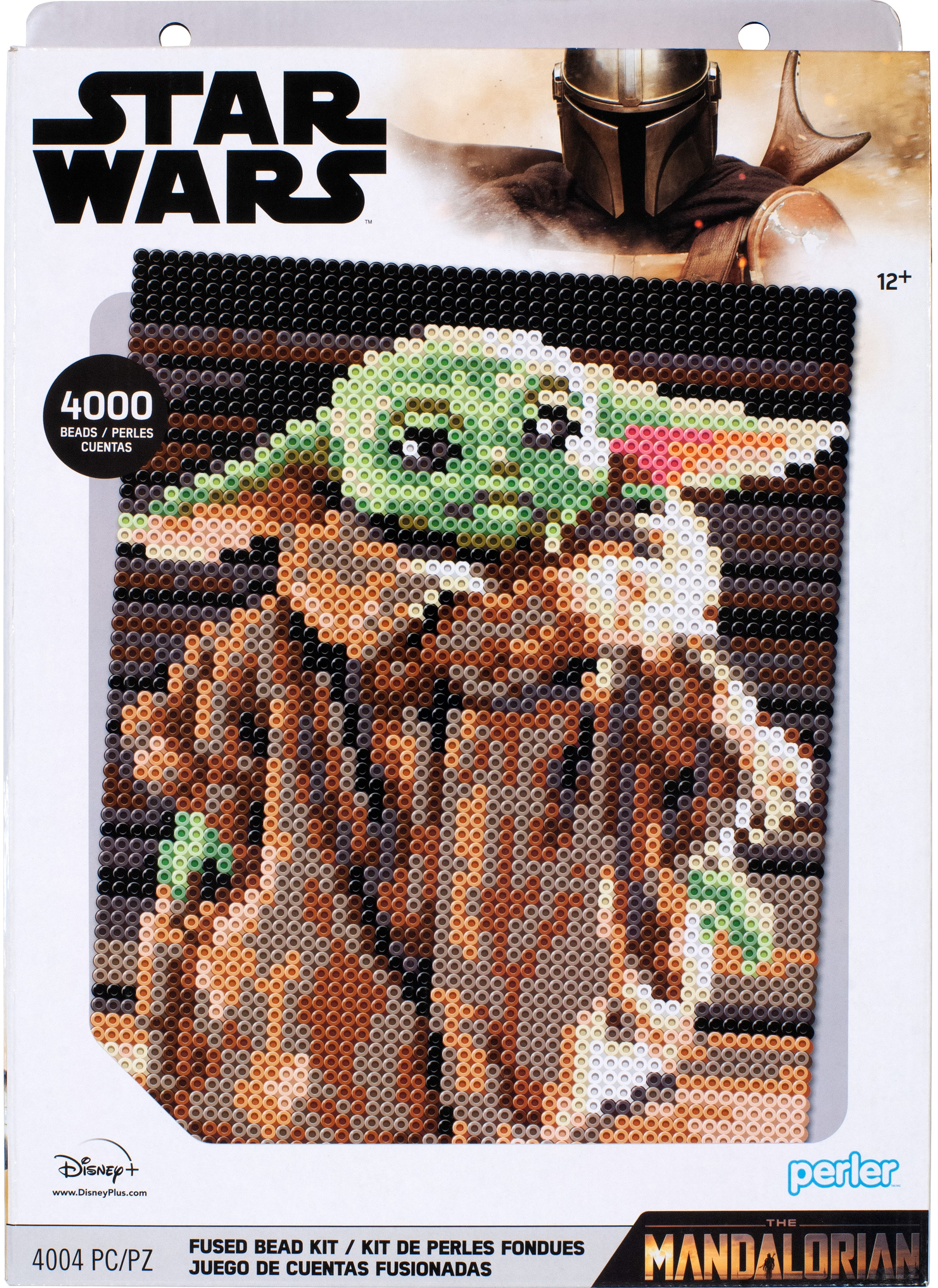 Perler Deluxe Fused Bead Activity Kit-Star Wars The Child