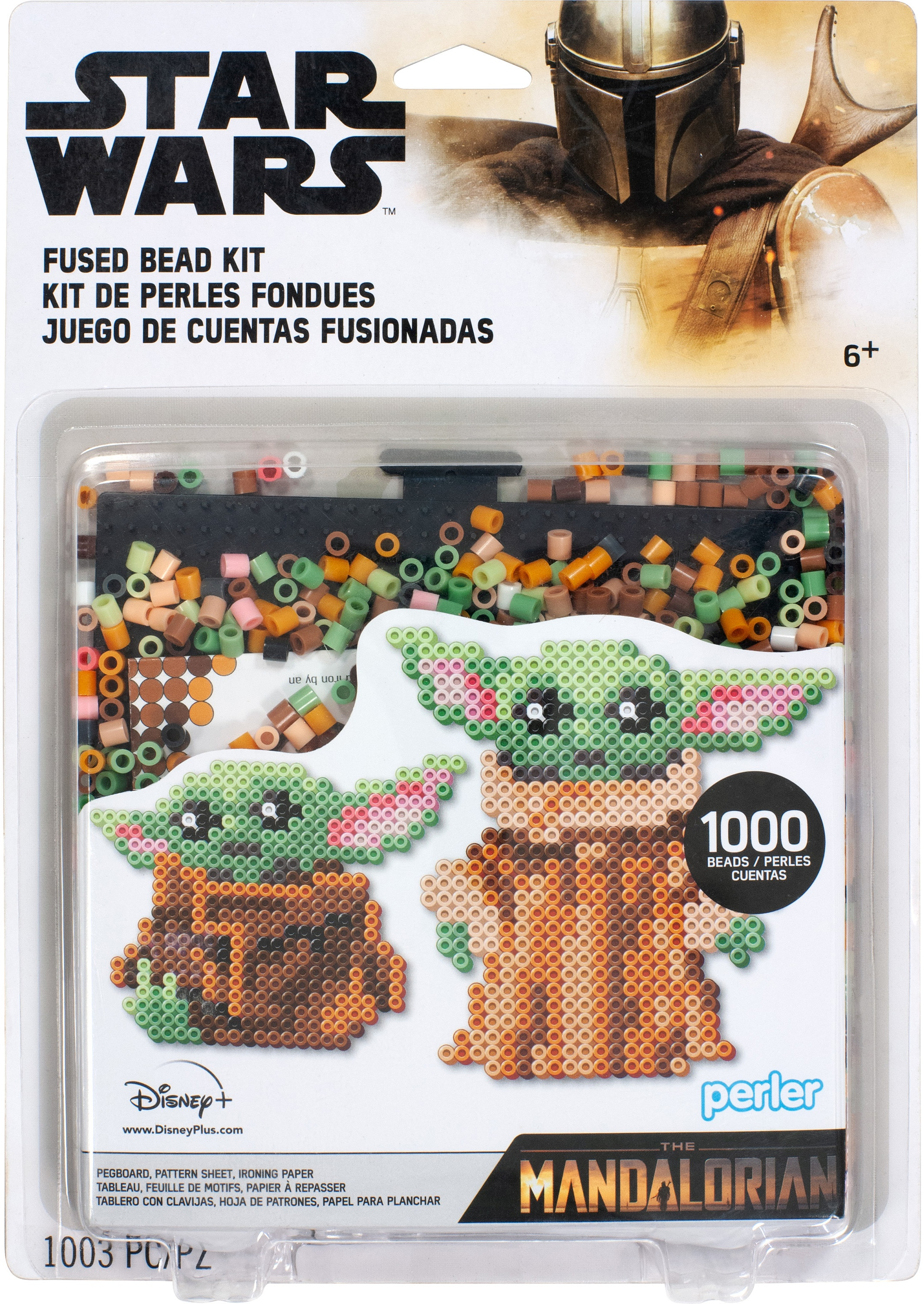 Perler Fused Bead Kit-Star Wars The Child
