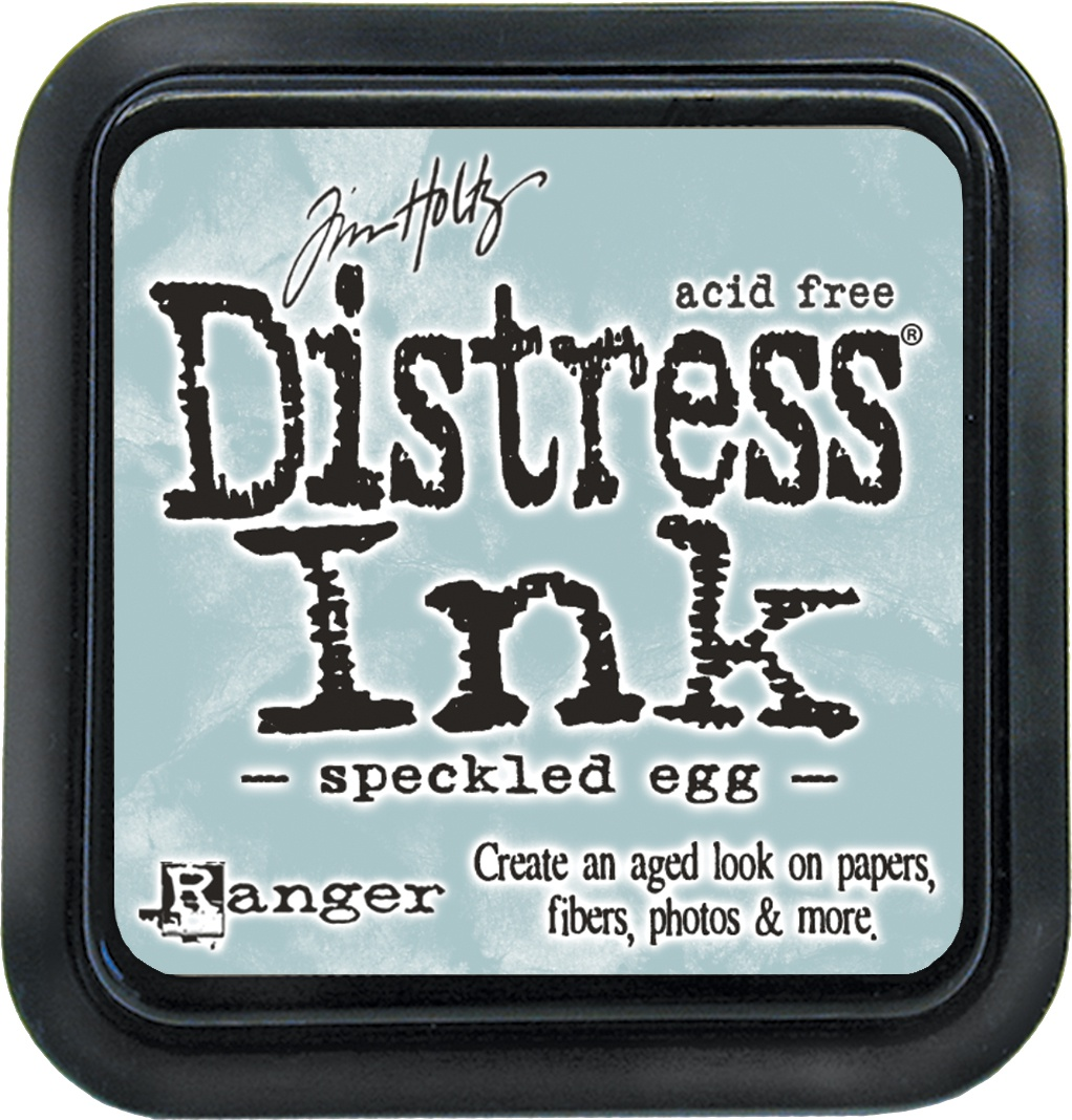 Tim Holtz Distress Ink Pad-Speckled Egg