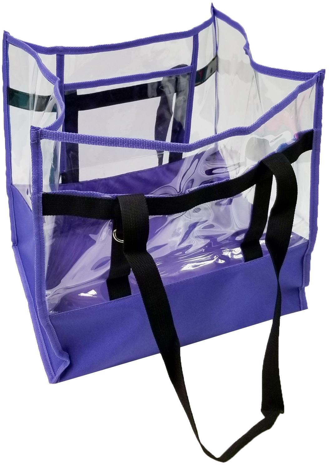 Totally-Tiffany Easy To Organize Buddy Bag Lois 2.0-Purple
