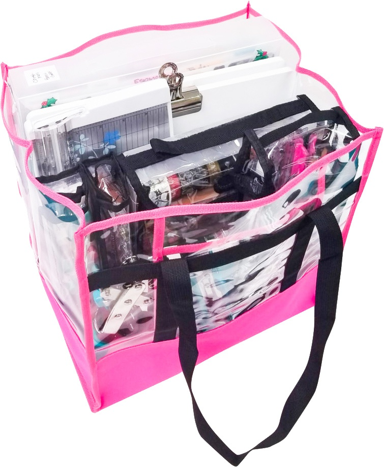 Totally-Tiffany Easy To Organize Buddy Bag Lois 2.0-Pink