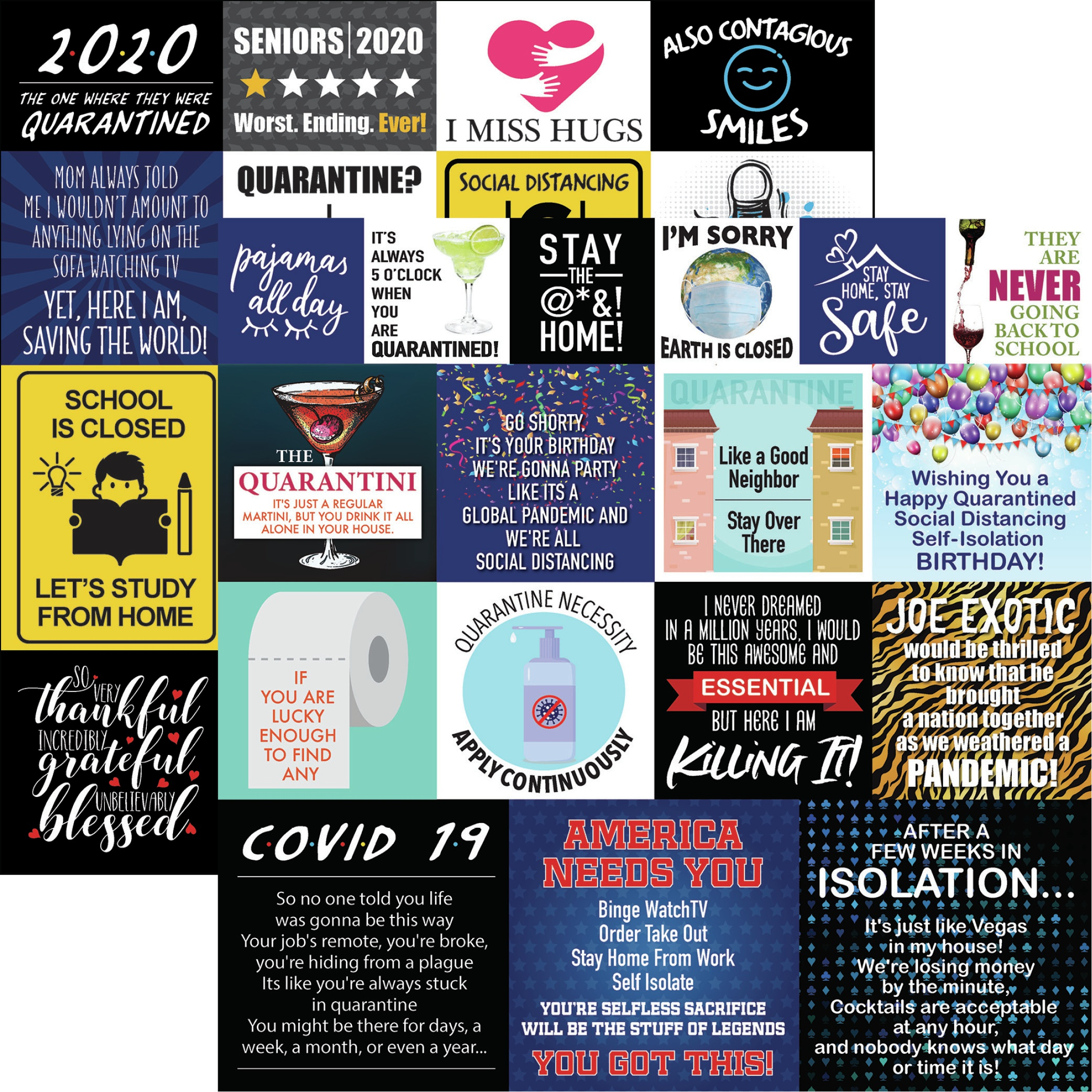 There's No Place Like Home Double-Sided Cardstock 12X12-Social Distancing
