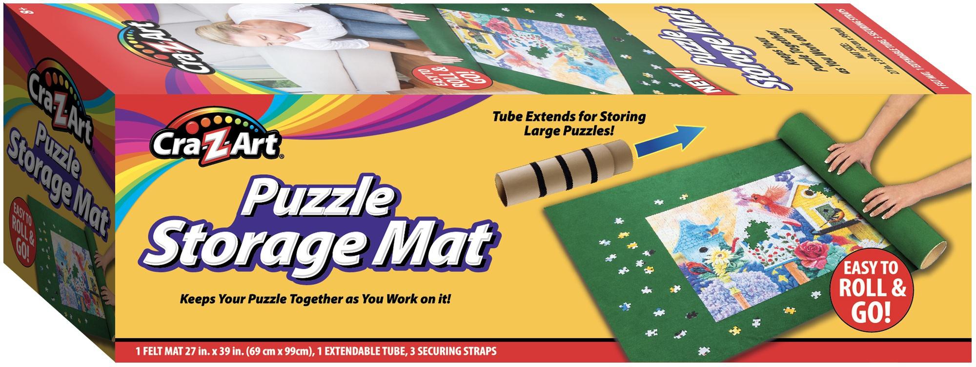 Puzzle Roll & Go Mat