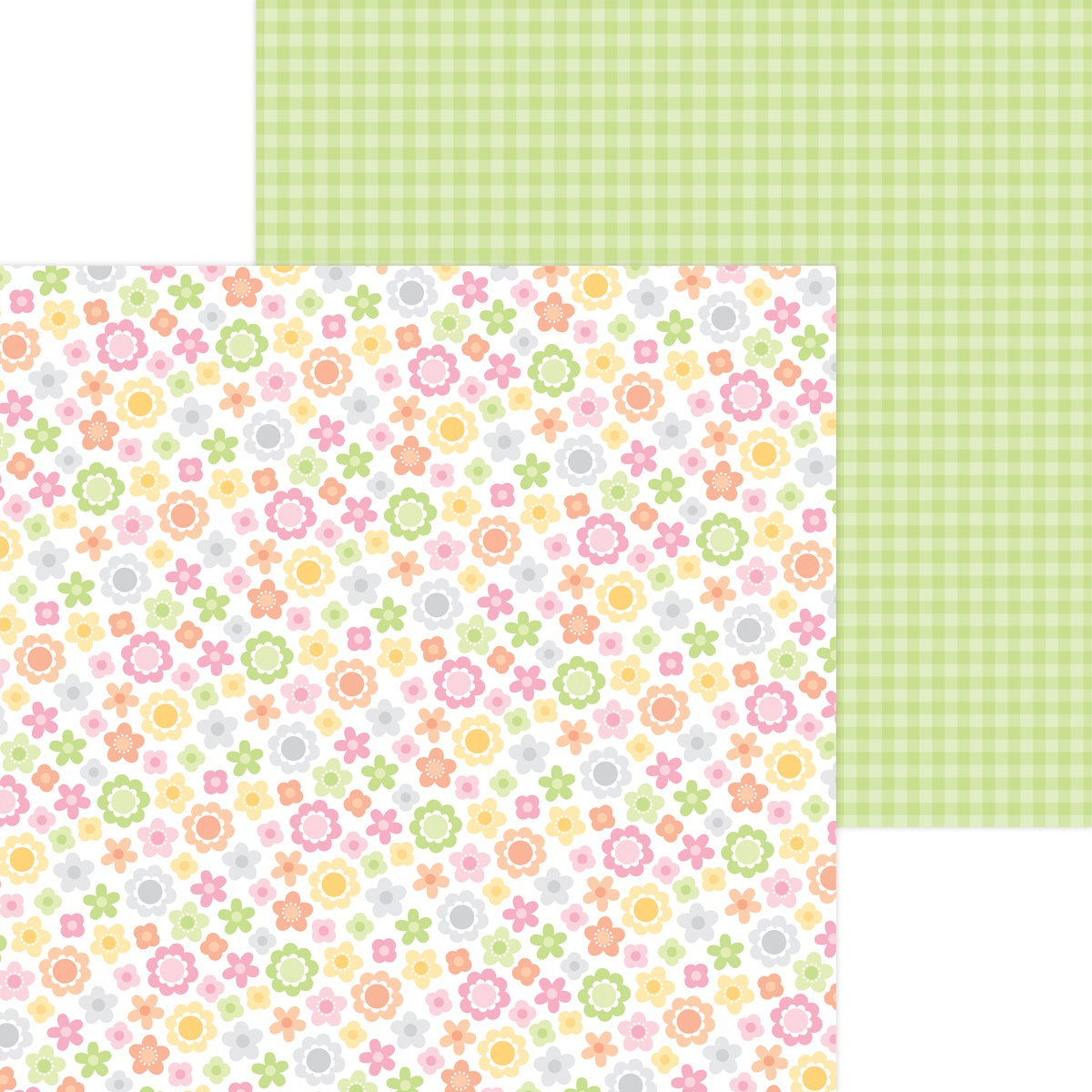 Bundle Of Joy Double-Sided Cardstock 12X12-Baby Blooms