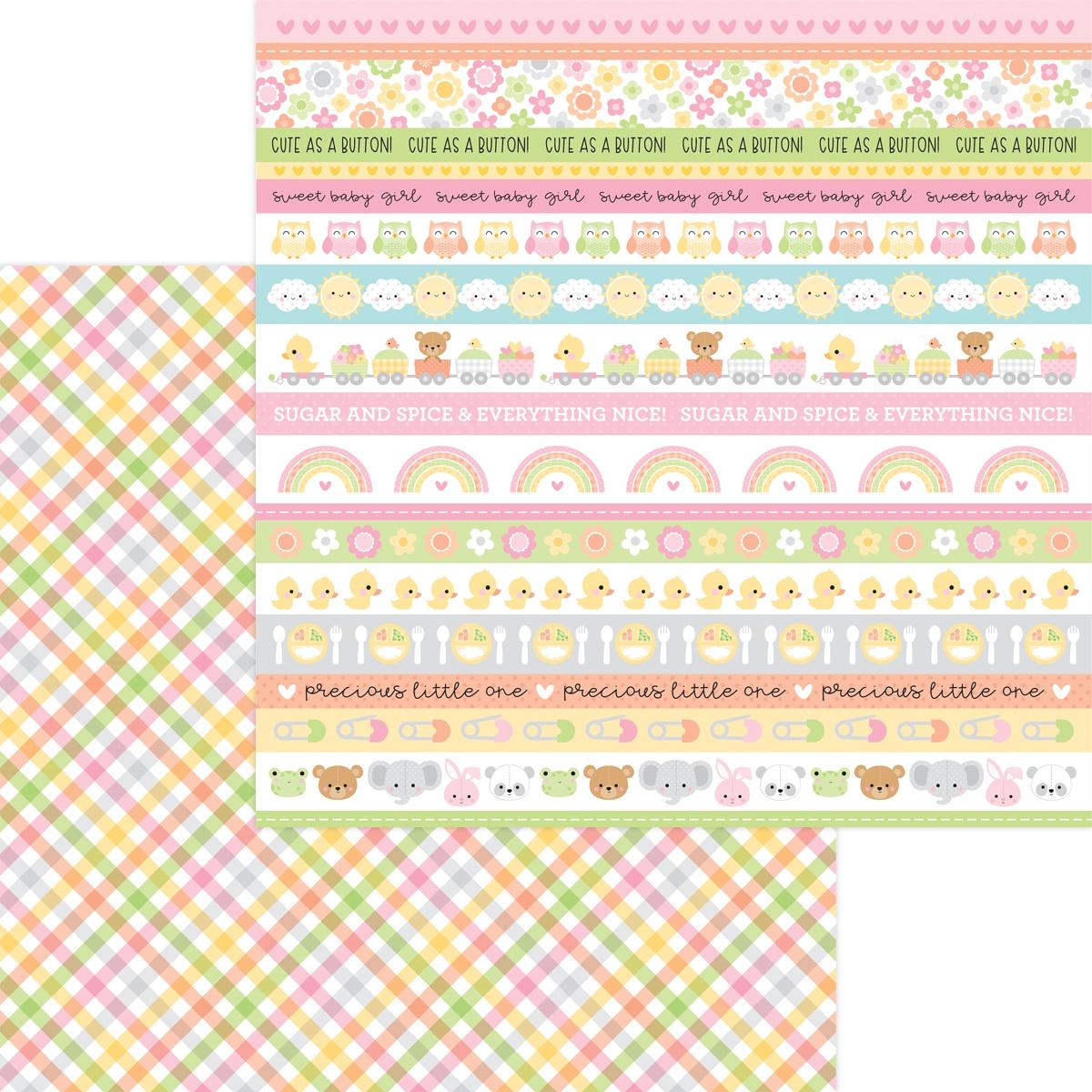 Bundle Of Joy Double-Sided Cardstock 12X12-Blankie