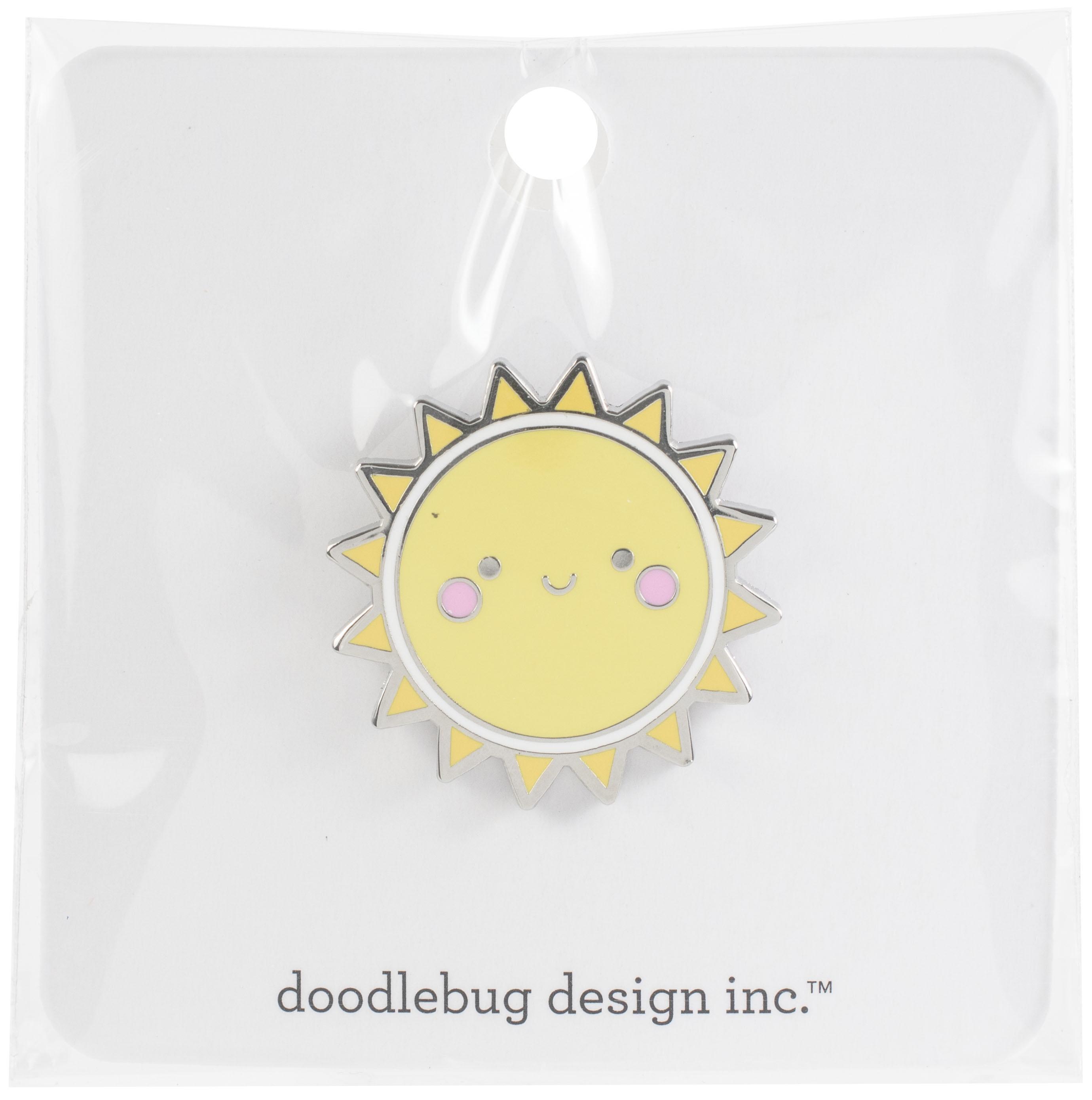 Bundle of Joy Sunshine Collectible Pin