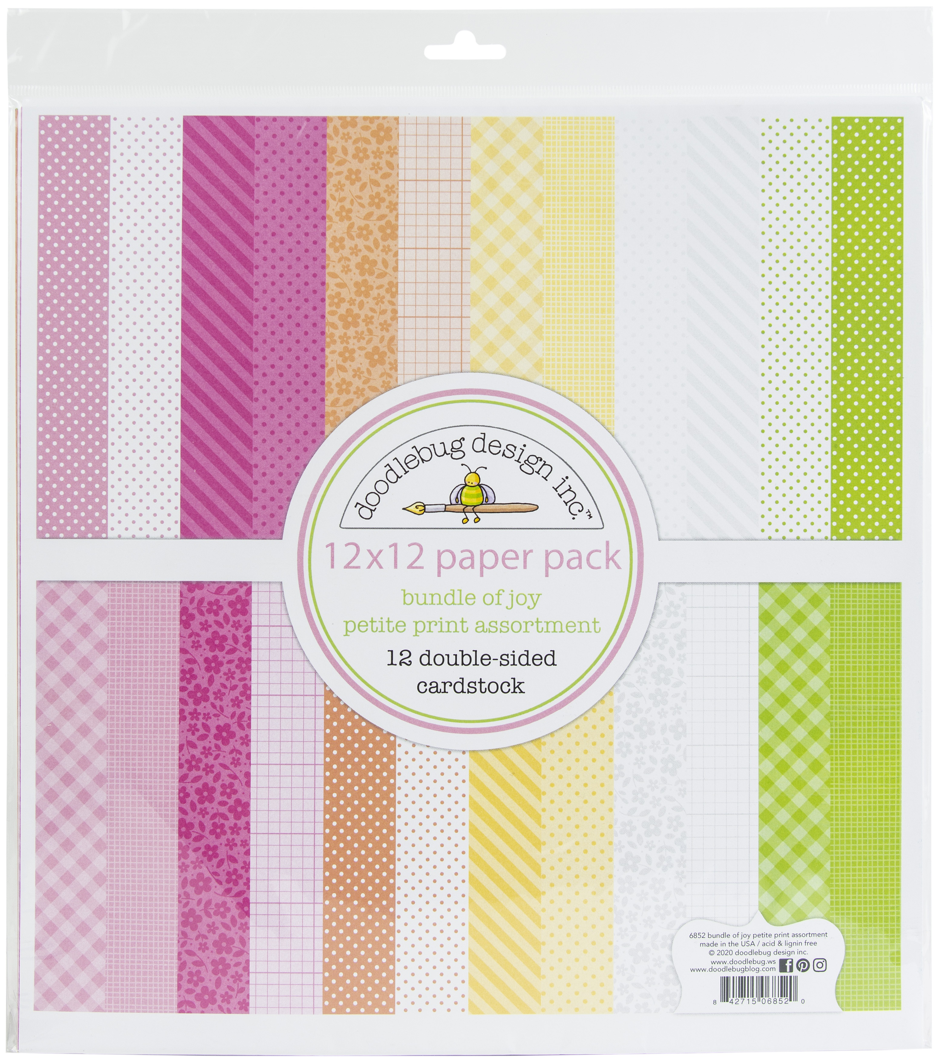 Bundle of Joy Petite Prints Pack