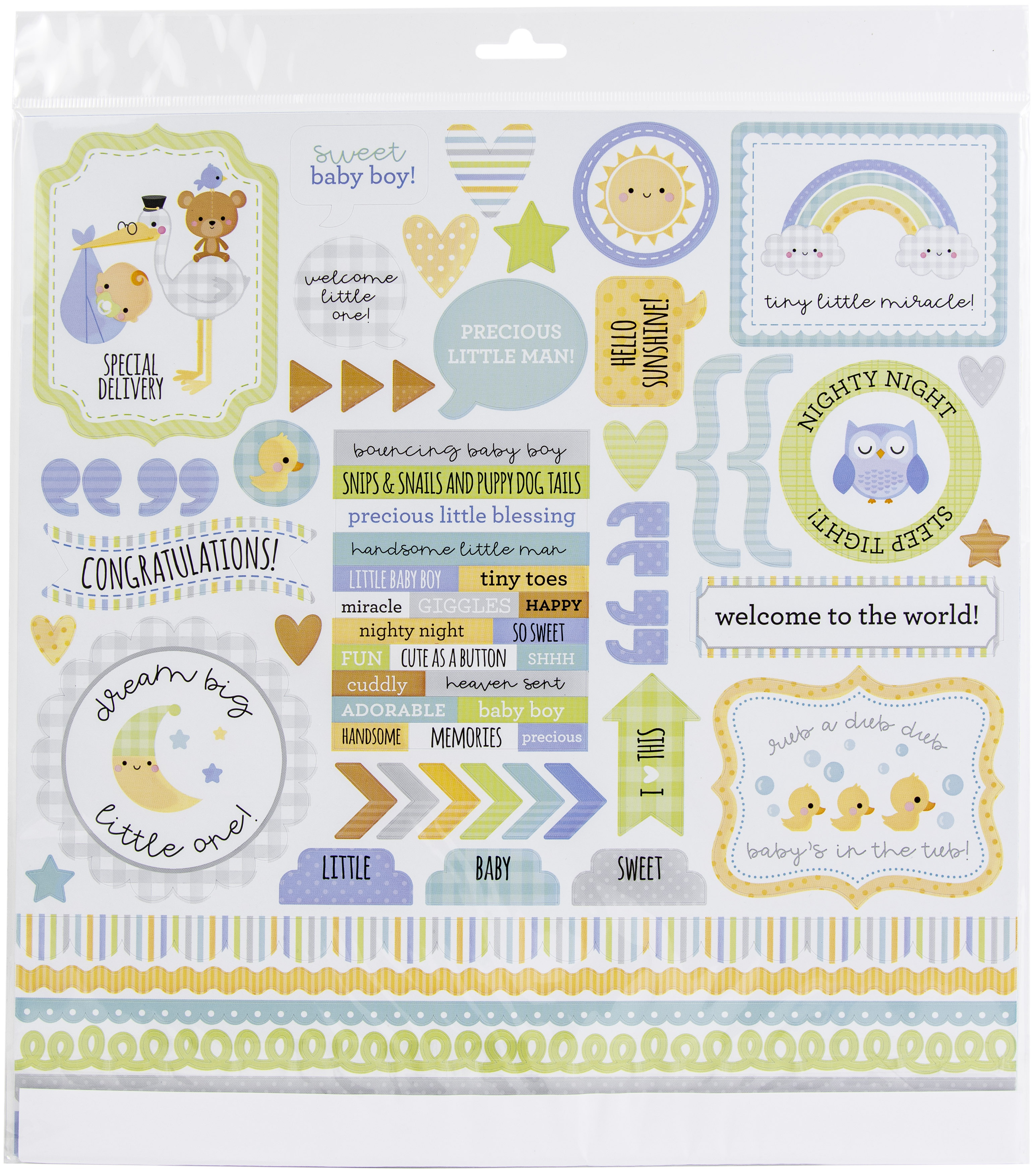 Doodlebug Special Delivery Collection Pack 12X12