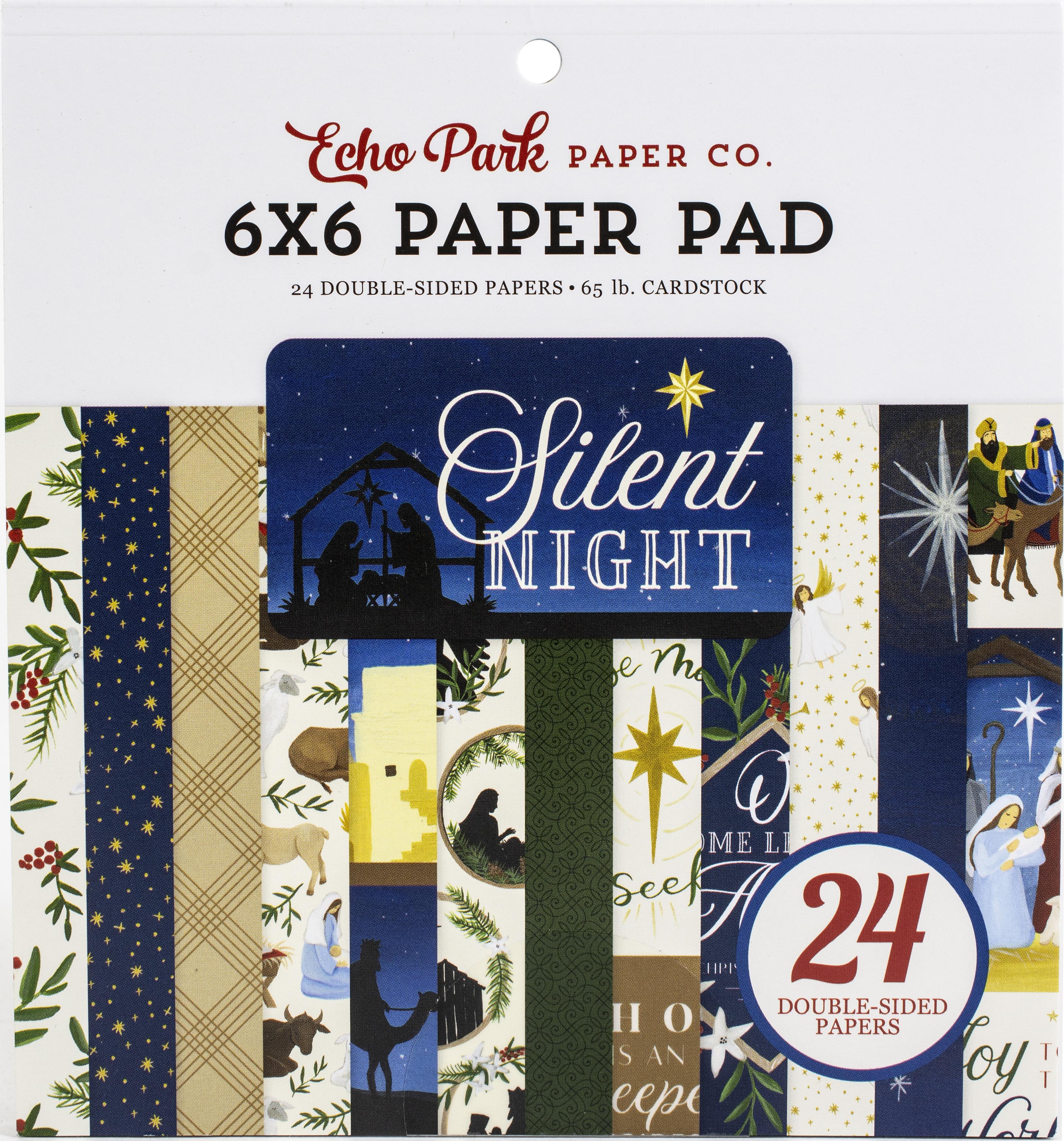 Silent Night 6x6 pad