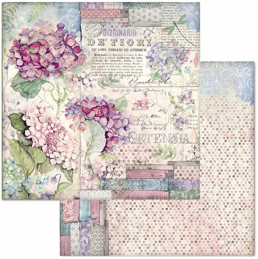 Hortensia Paper