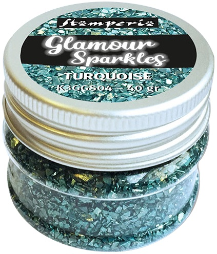 Sparkles - Turquoise
