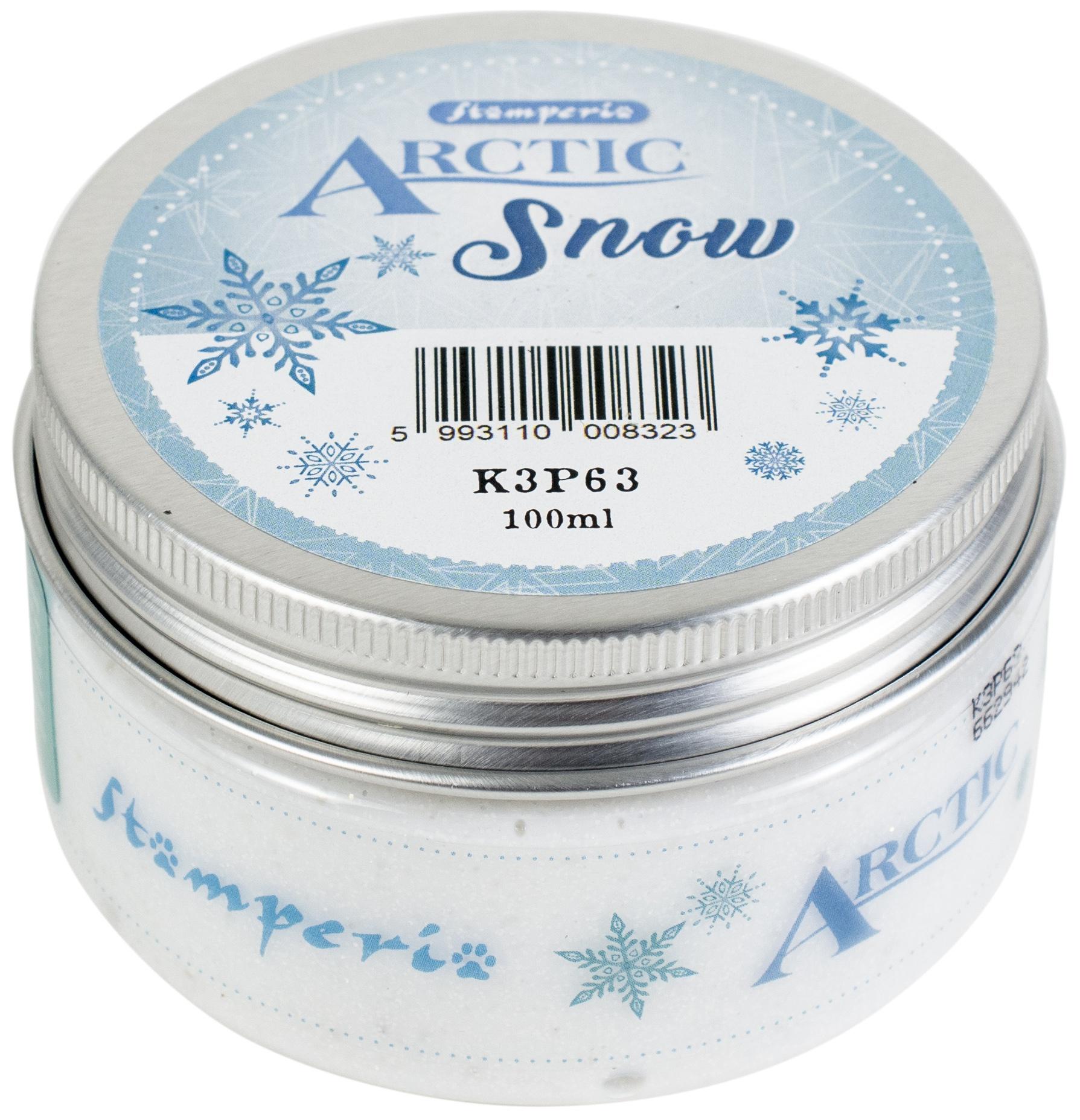 Stamperia Arctic Snow 100ml-White
