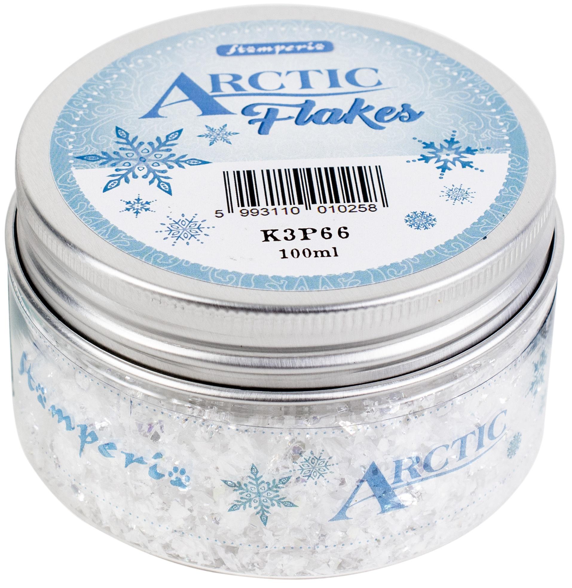 Stamperia Arctic Flakes 100ml-