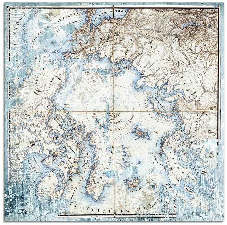 Arctic Antarctic Paper